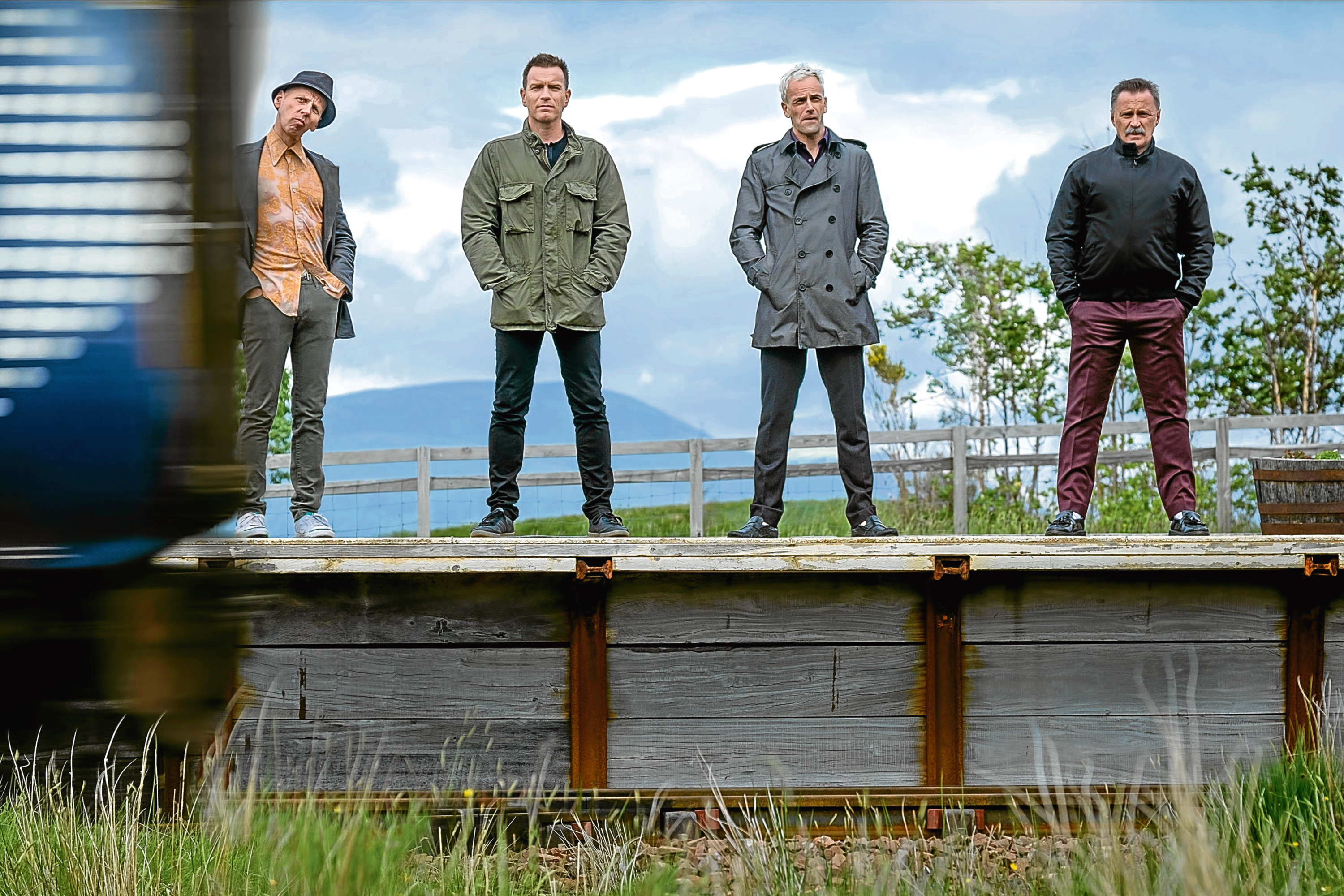 T2 Trainspotting (Allstar/TRISTAR PICTURES)