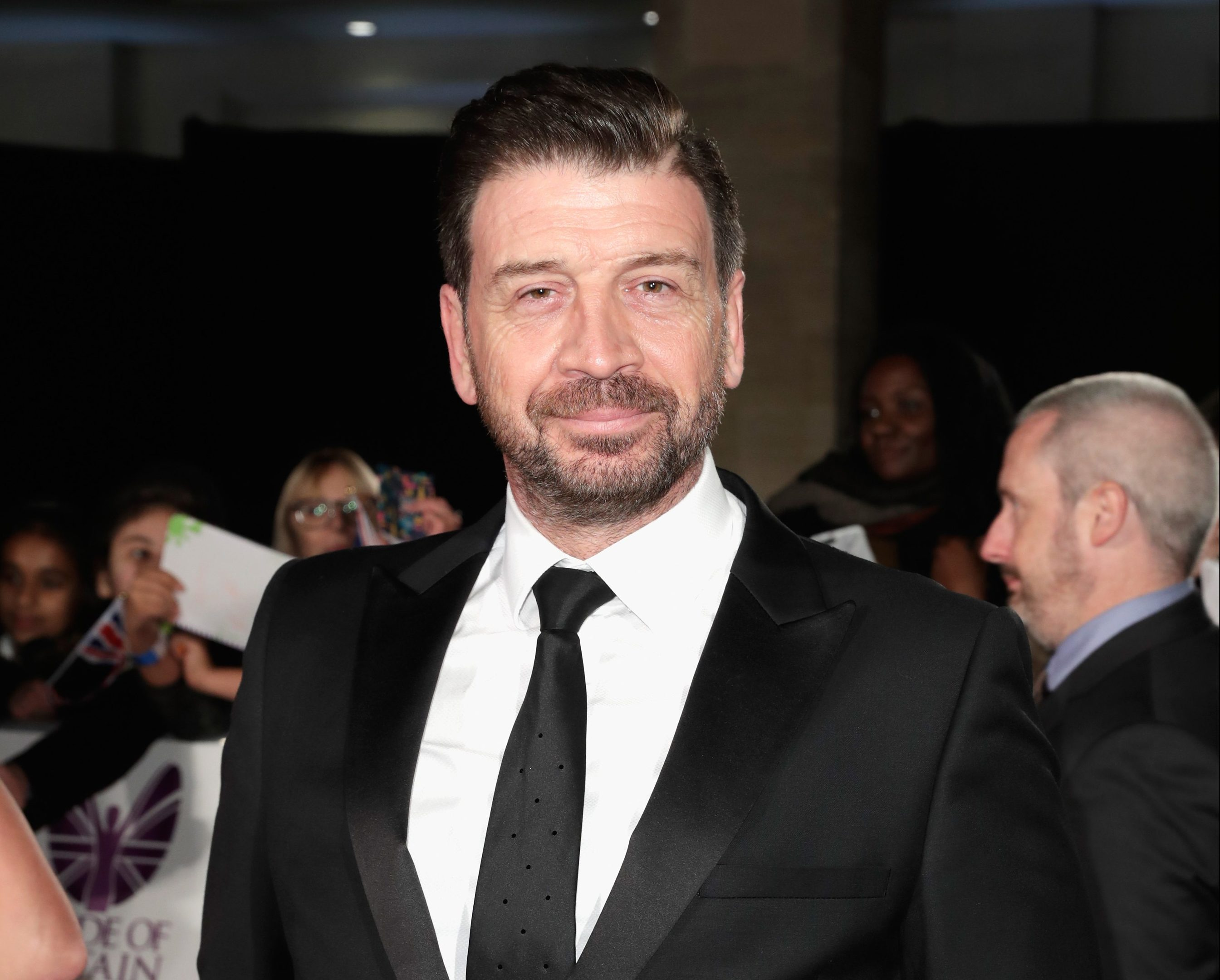 Nick Knowles (John Phillips/Getty Images)