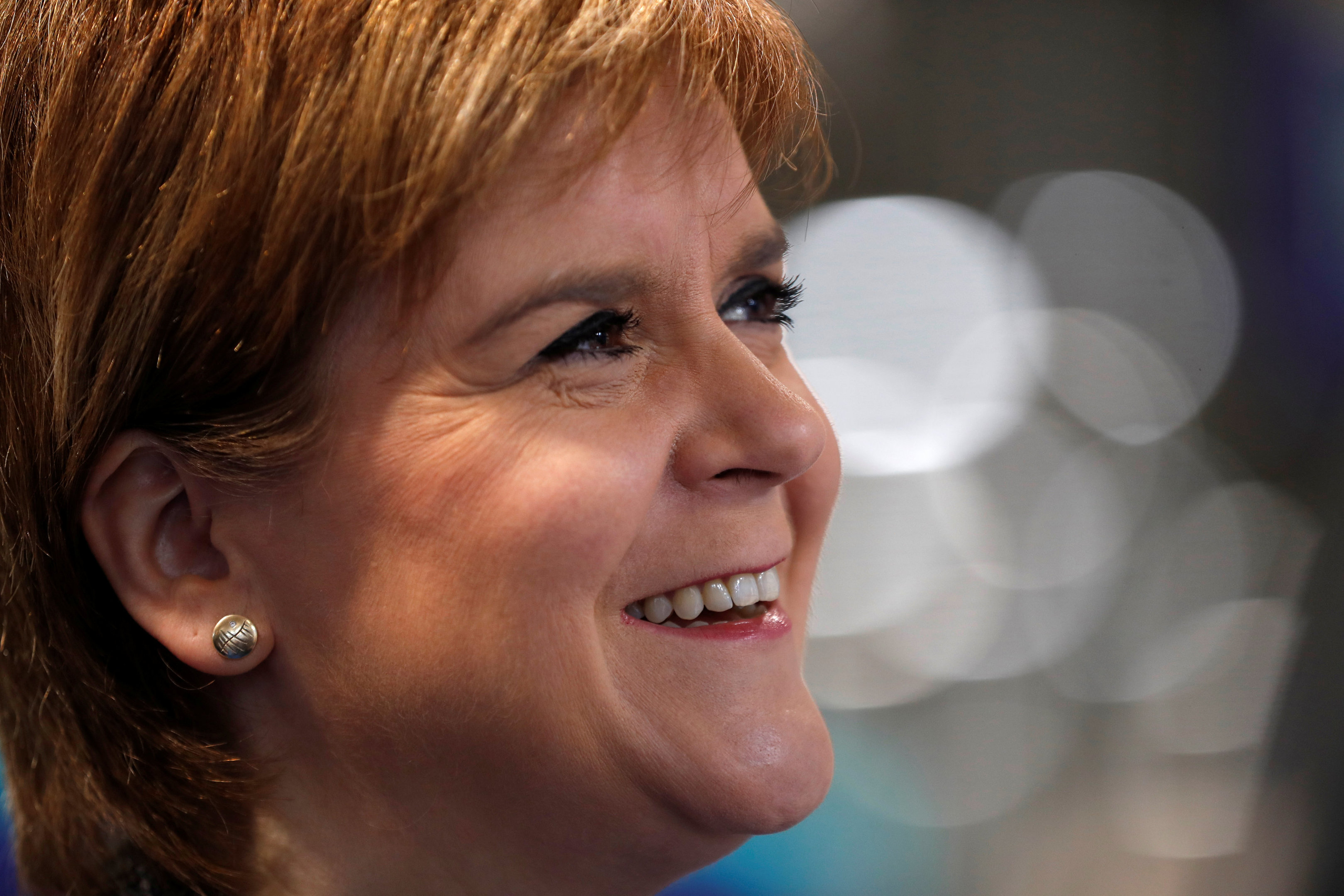 Scotland's First Minister Nicola Sturgeon (Russell Cheyne - WPA Pool/Getty Images)