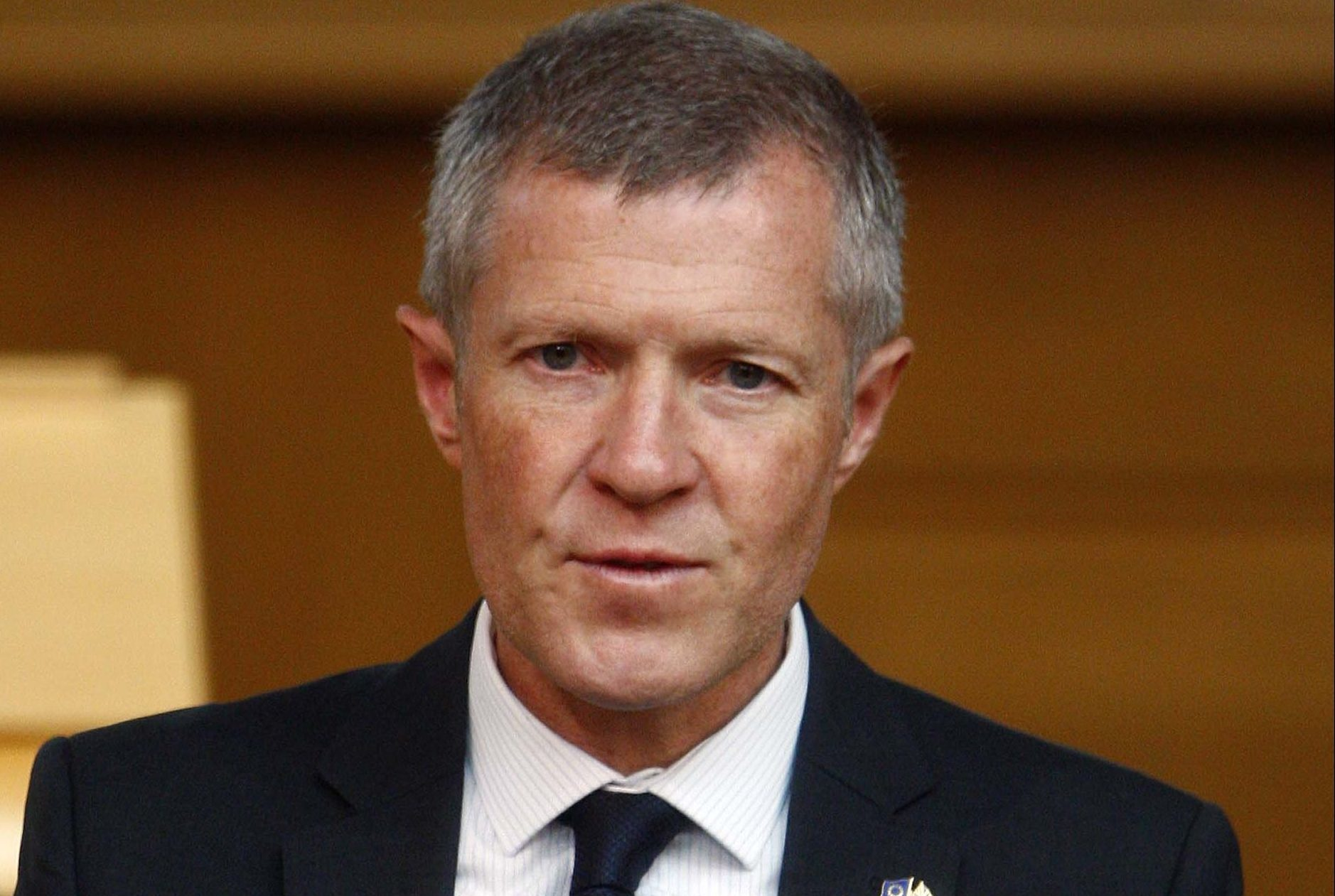 Leader of the Scottish Liberal Democrats Willie Rennie MSP (Andrew Cowan/Scottish Parliament)
