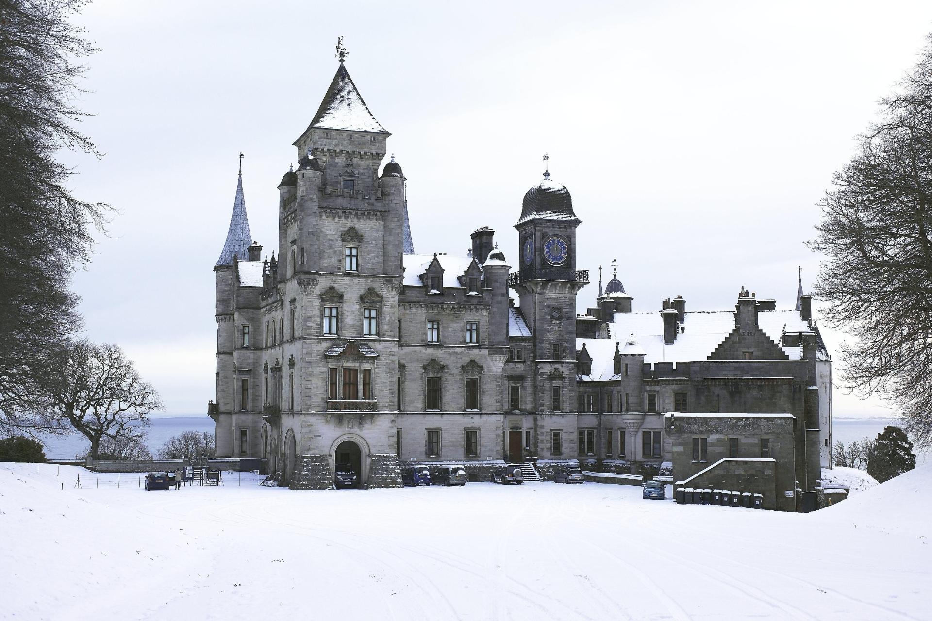 Dunrobin Castle.