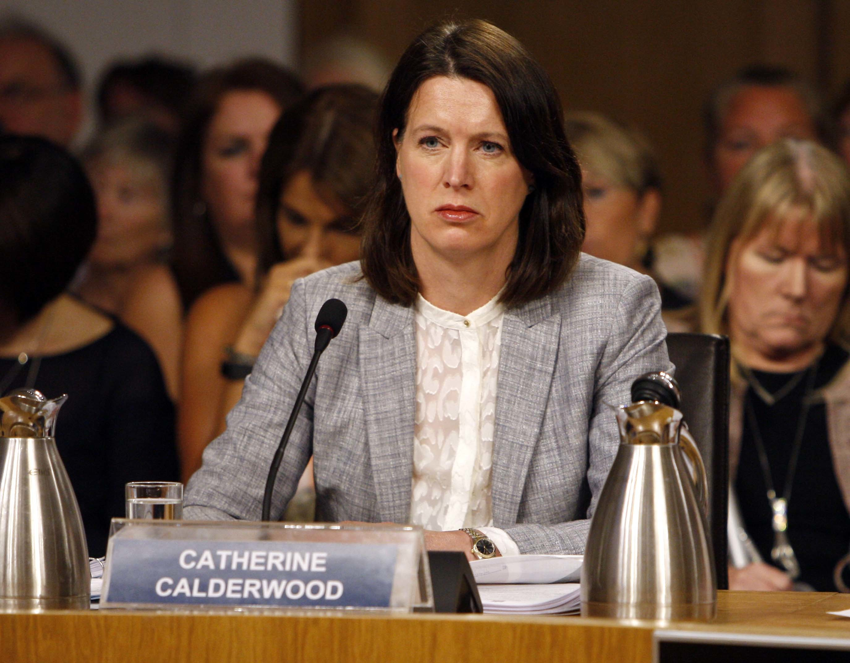 Catherine Calderwood, Chief Medical Officer