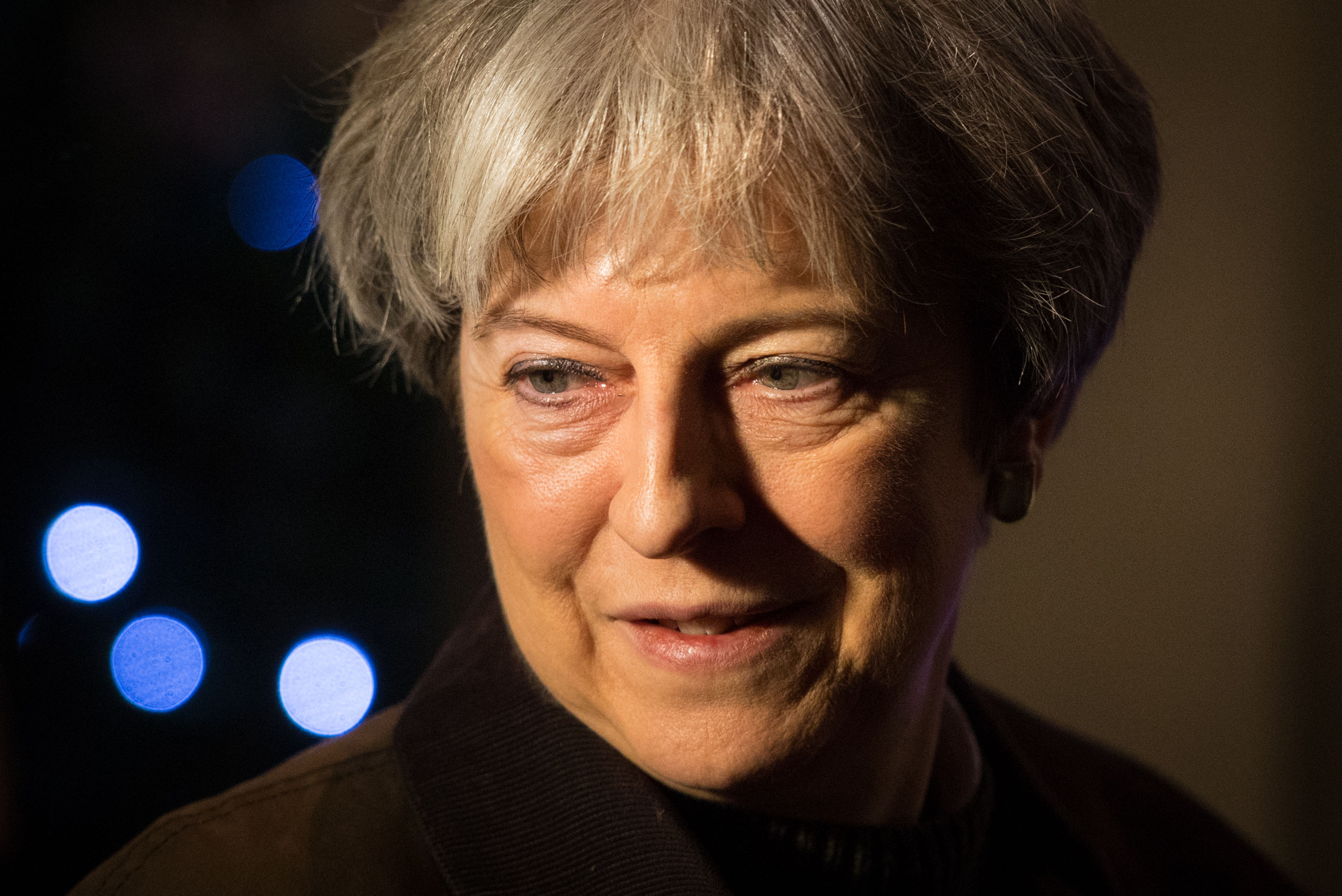Prime Minister Theresa May (Dominic Lipinski/PA Wire)
