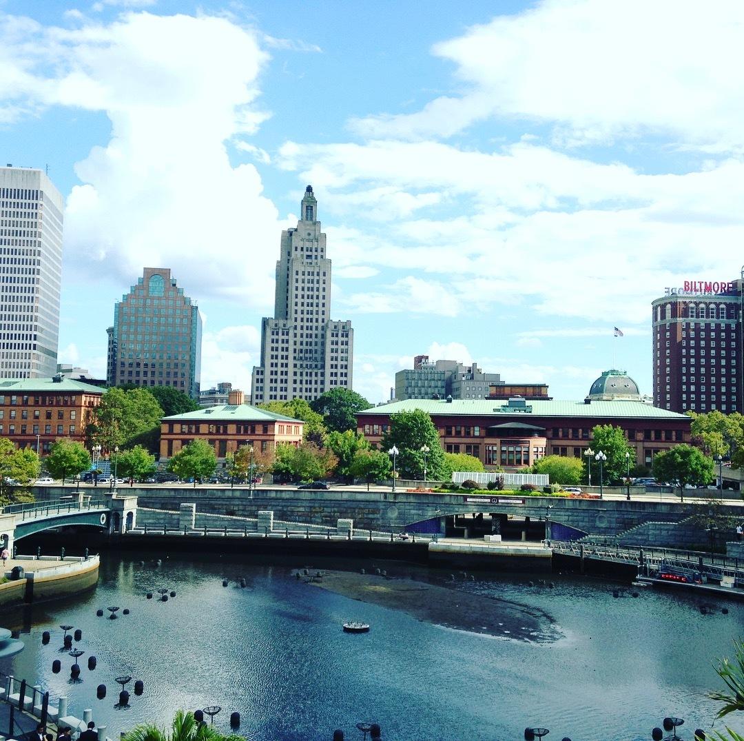 Providence, Rhode Island (Gillian Furmage/DC Thomson)