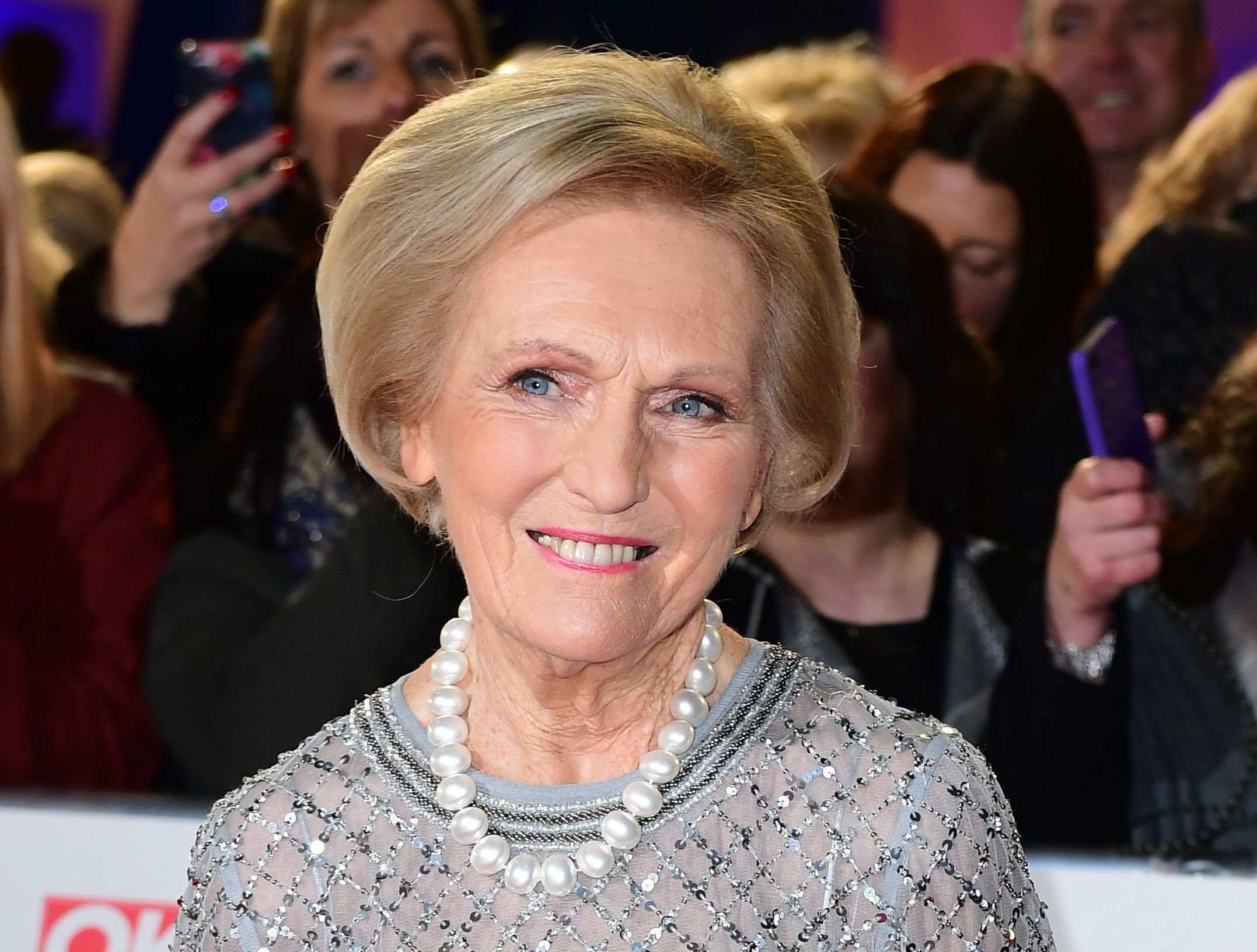Mary Berry heaped praise on the show's Prue Leith - who replaced Berry on the popular programme after she quit when producers Love Productions announced they were leaving the BBC for Channel 4. (PA Wire)
