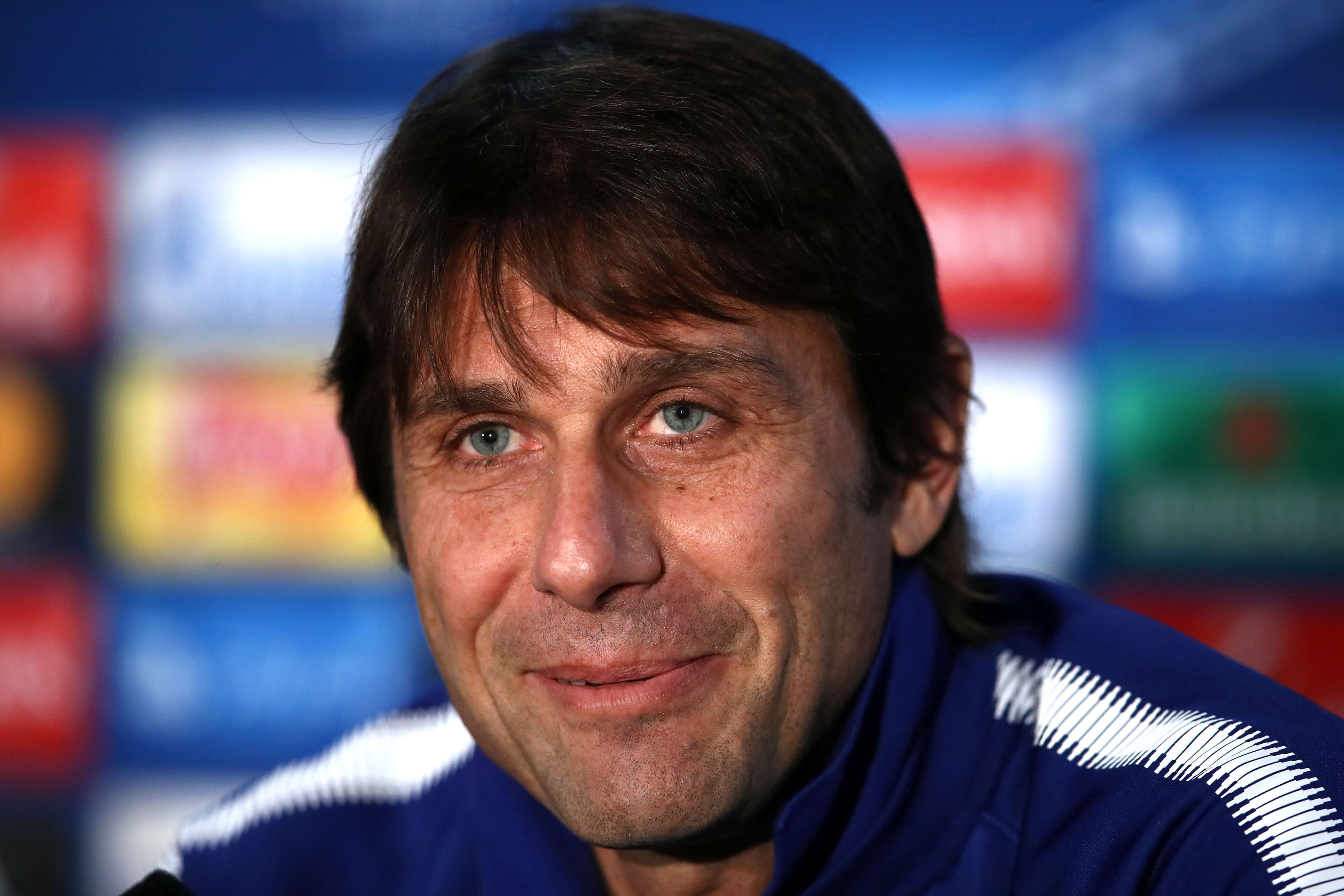 Chelsea manager Antonio Conte. (John Walton/PA Wire)