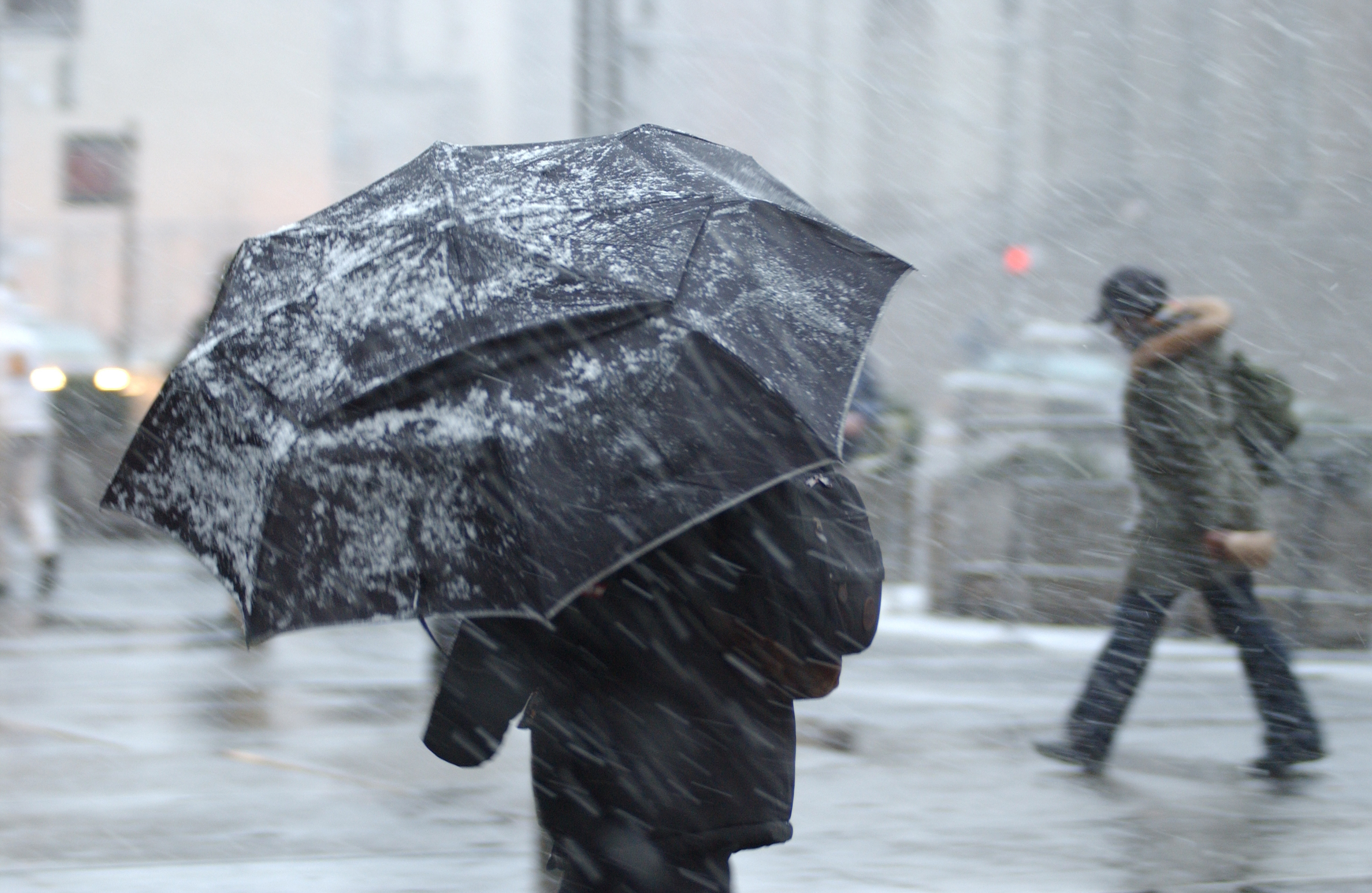 Strong winds and snow are forecast for Scotland (iStock)