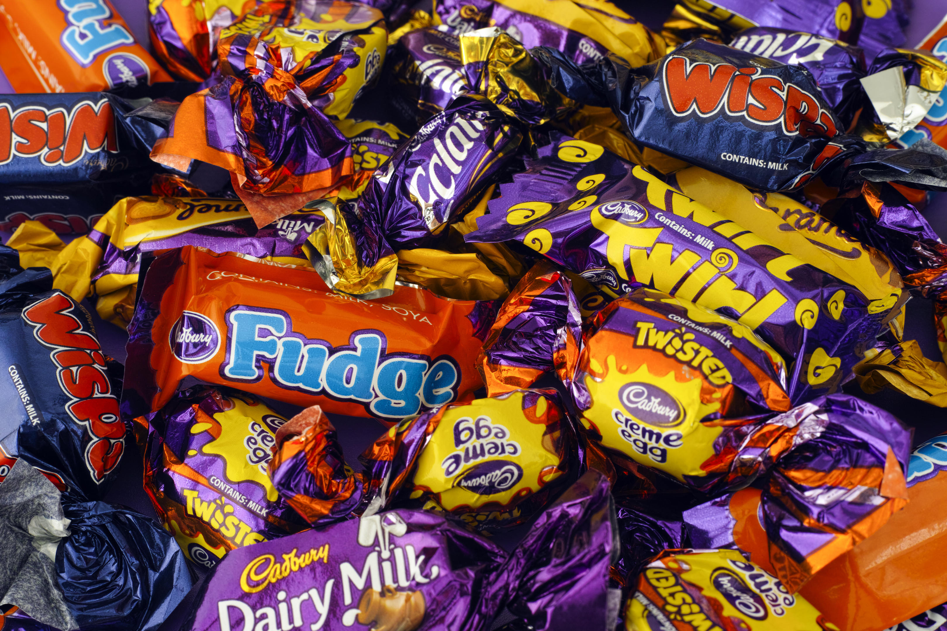 Cadbury Heroes are a popular choice for Christmas (iStock)