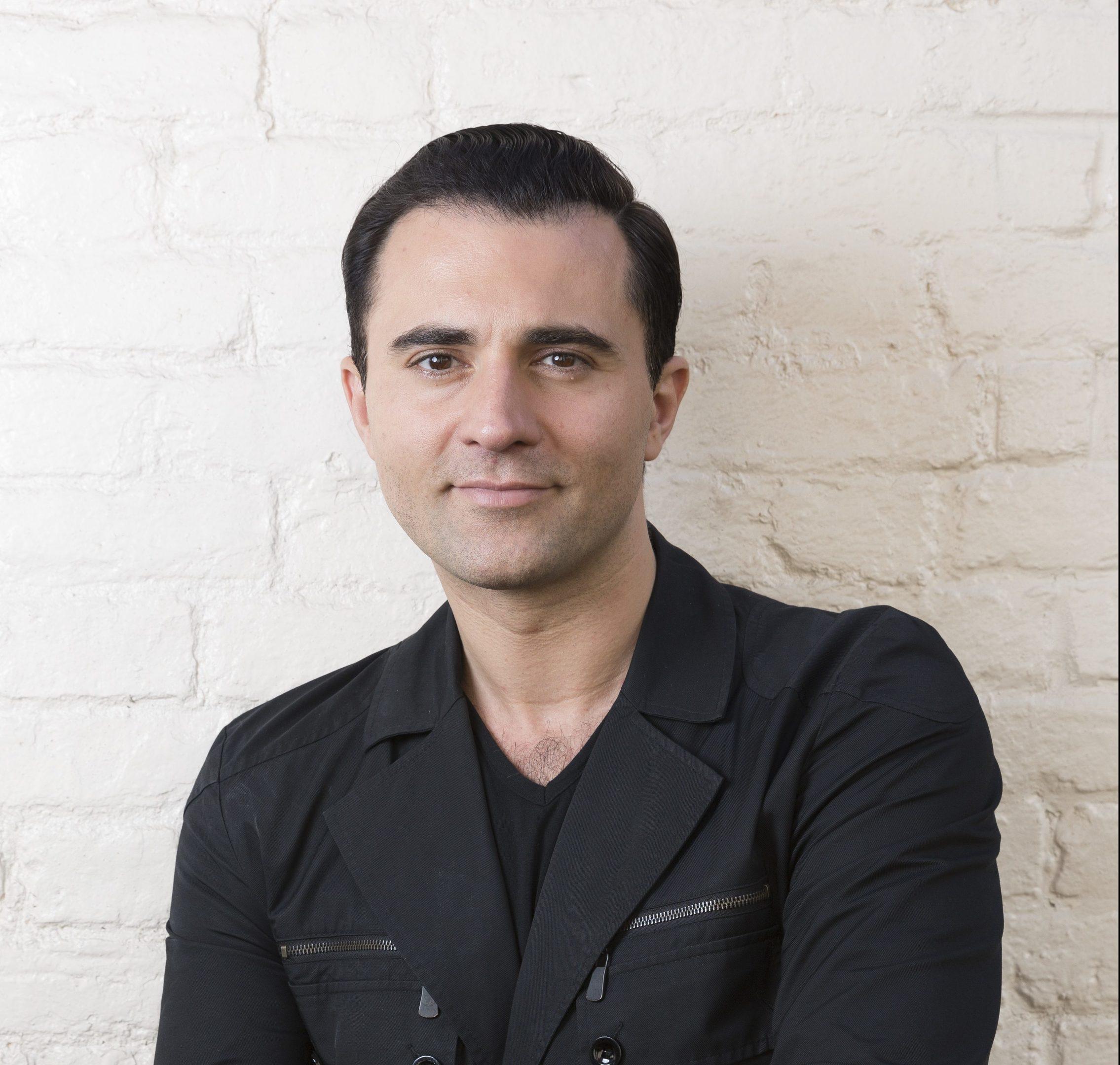 Darius Campbell (REX/Shutterstock)