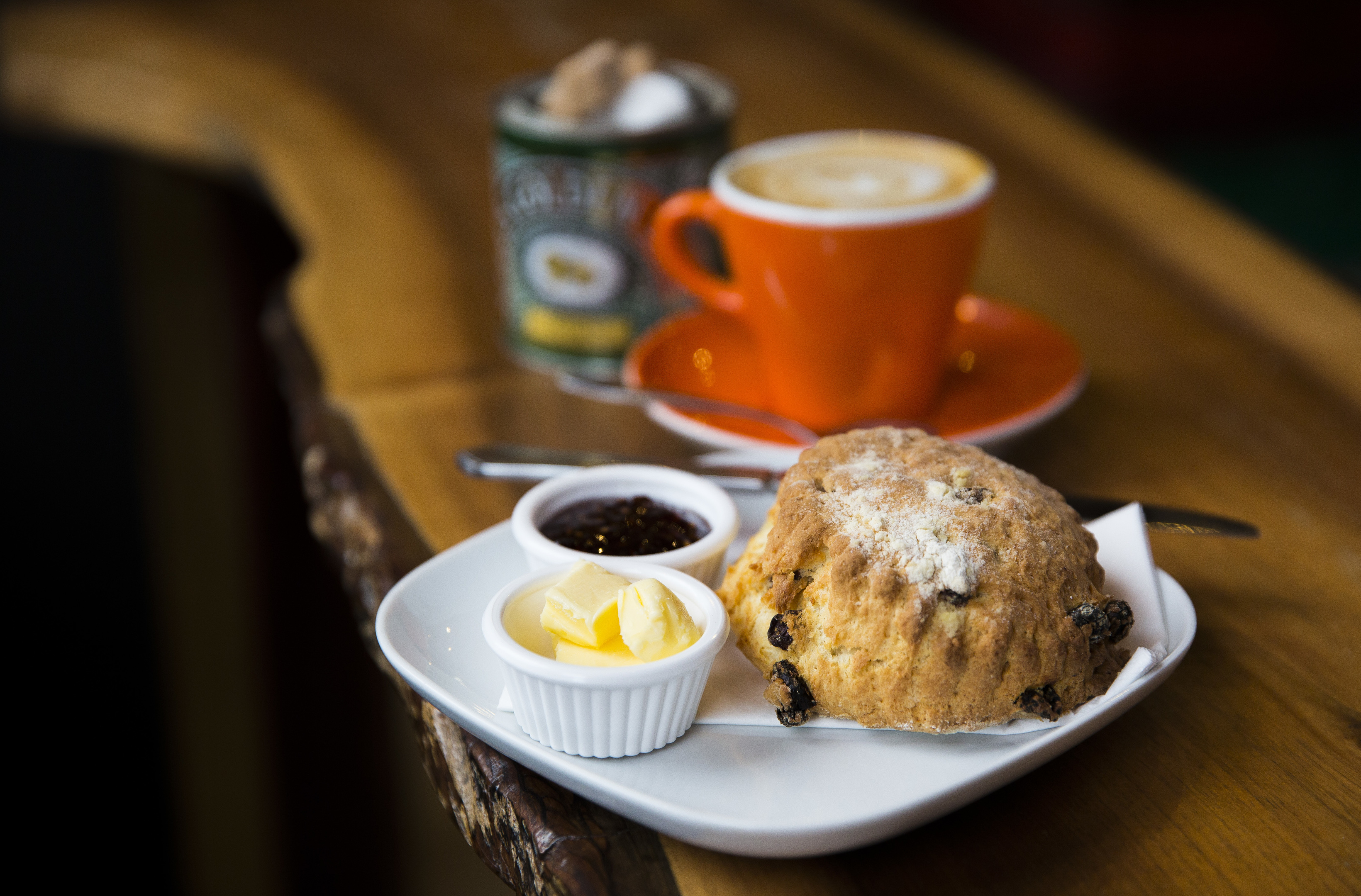 Scone Spy was impressed on a visit to the cafe (Jamie Williamson)