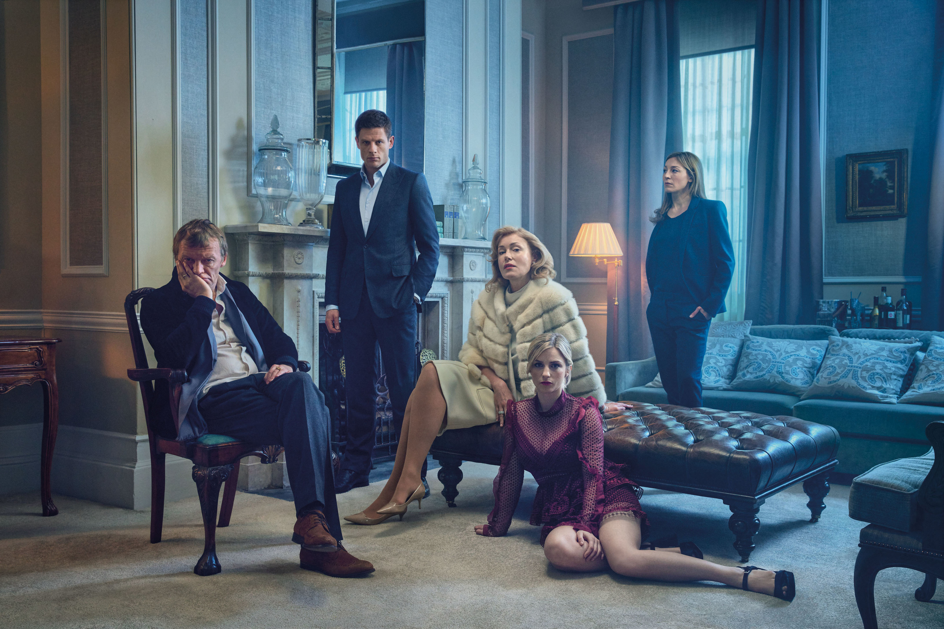 BBC One's eight-part global crime thriller (BBC WorldWide)