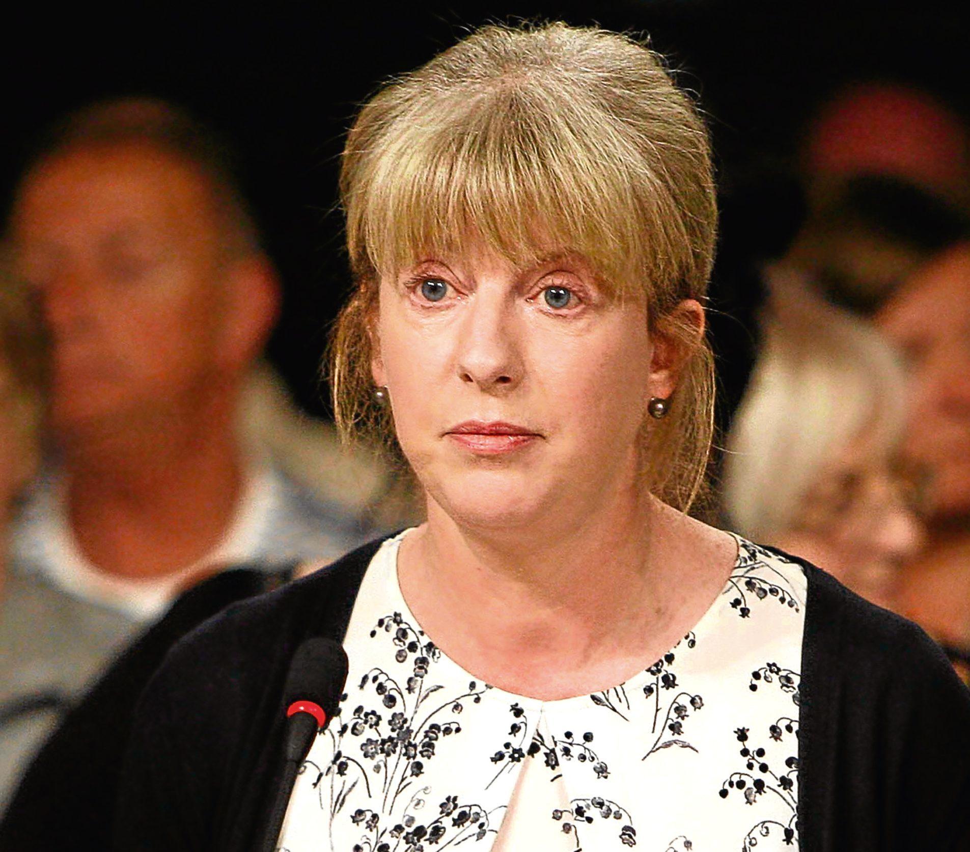 Health Secretary Shona Robison (Andrew Cowan/Scottish Parliament)