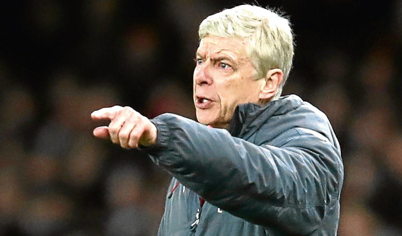 Arsene Wenger (Julian Finnery / Getty Images)
