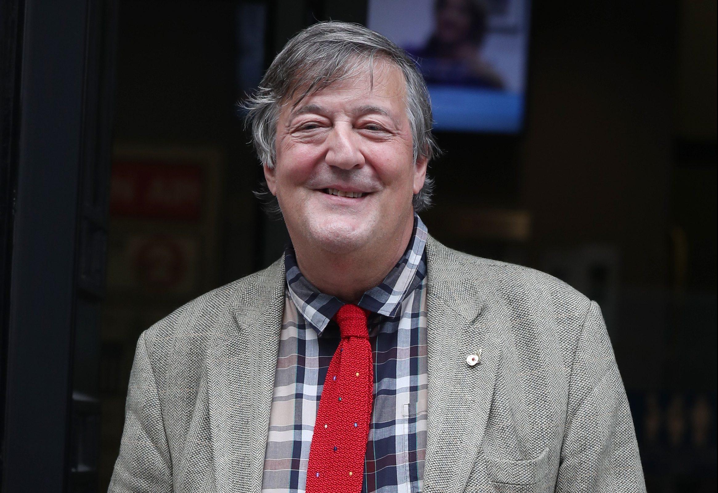 Stephen Fry (Neil Mockford/GC Images)