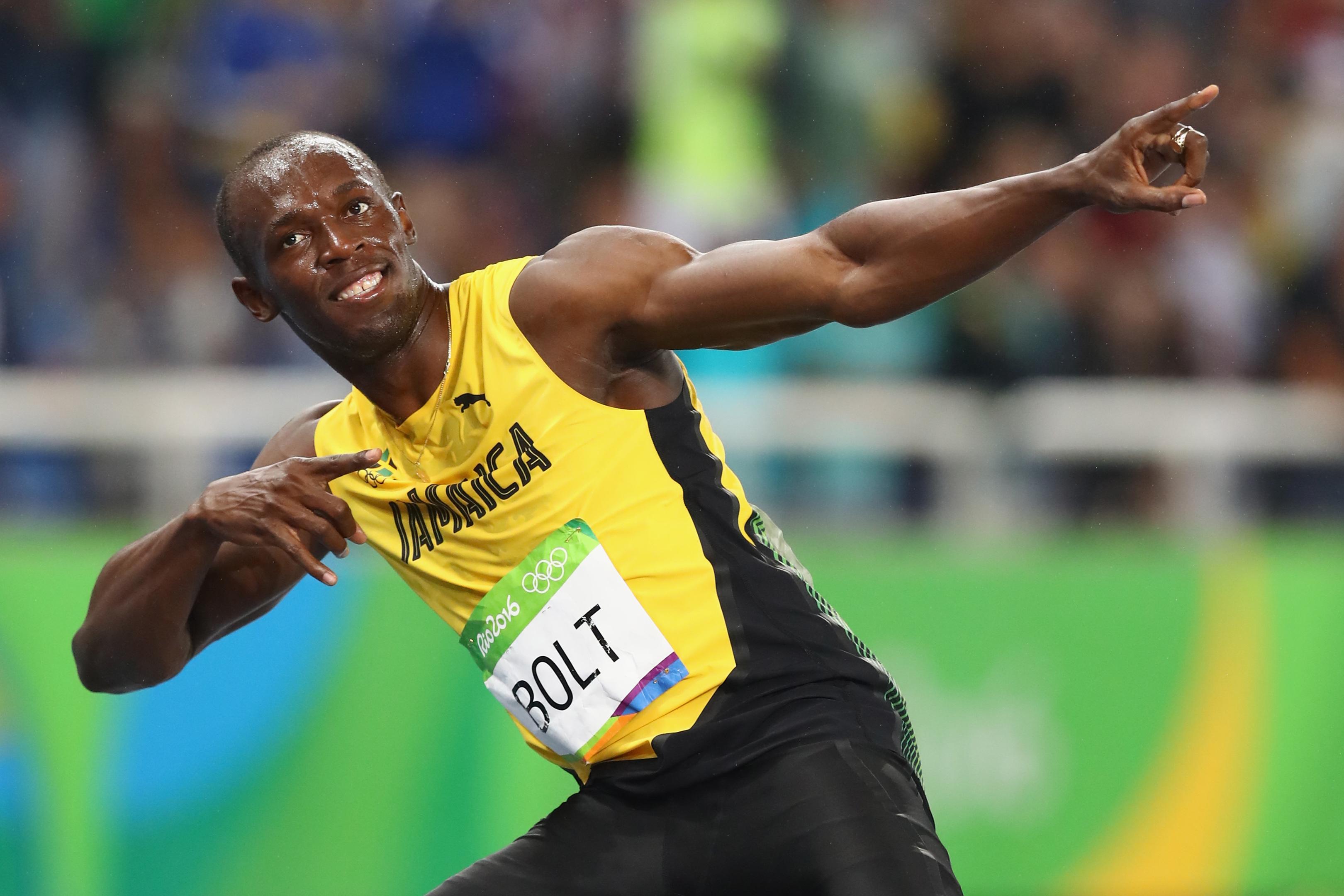 Usain Bolt (Alexander Hassenstein/Getty Images)