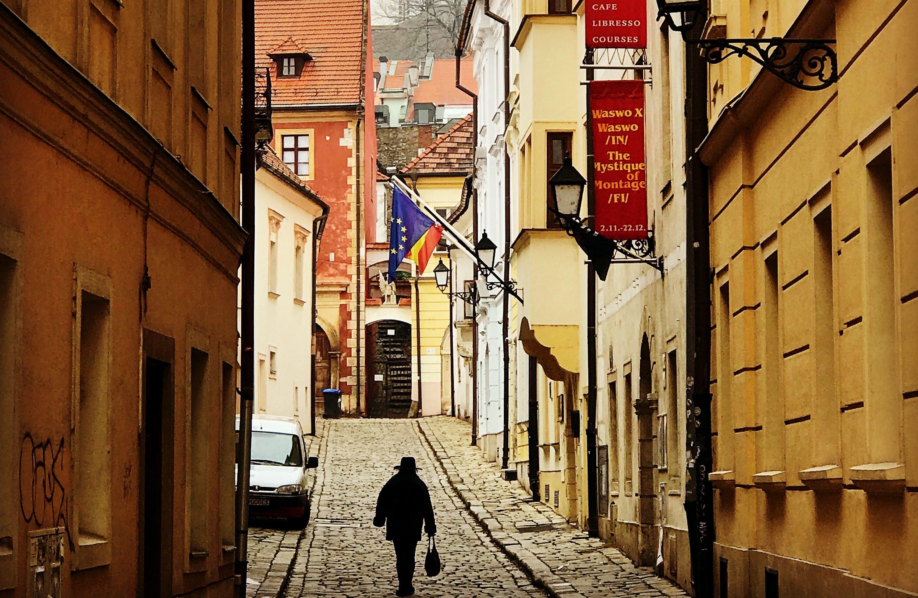 Bratislava street view (David Gordon)