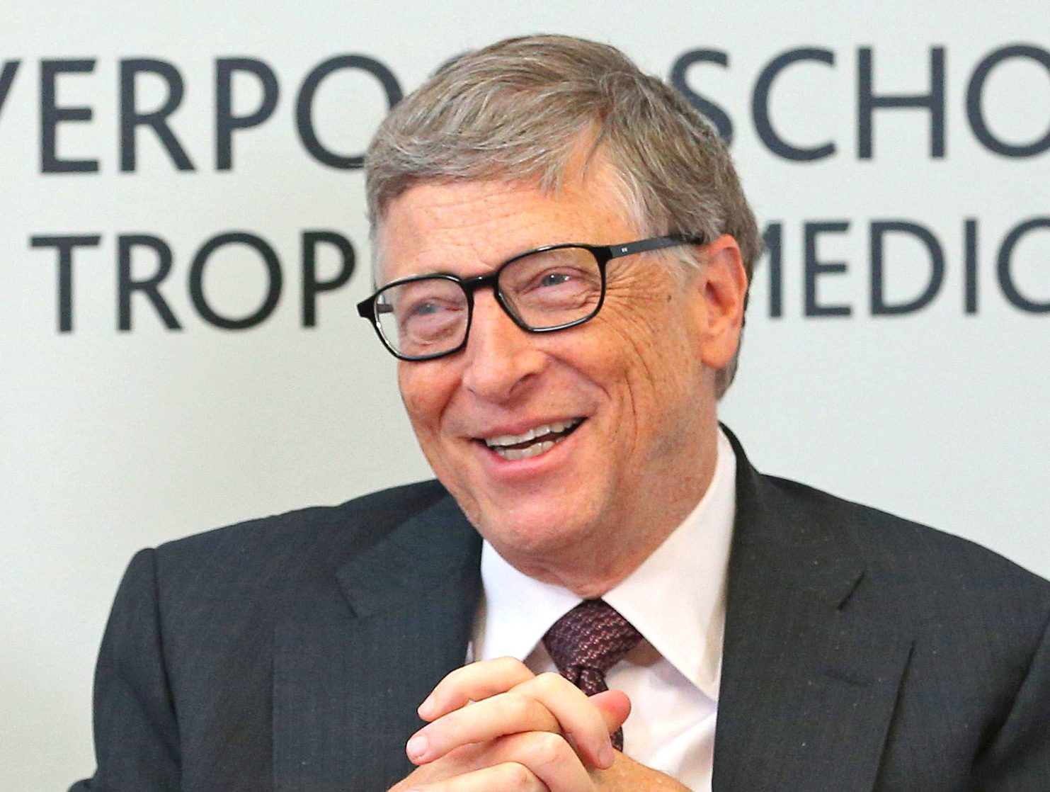 Microsoft co-founder Bill Gates, who is going to visit Edinburgh University (Dave Thompson/PA Wire)