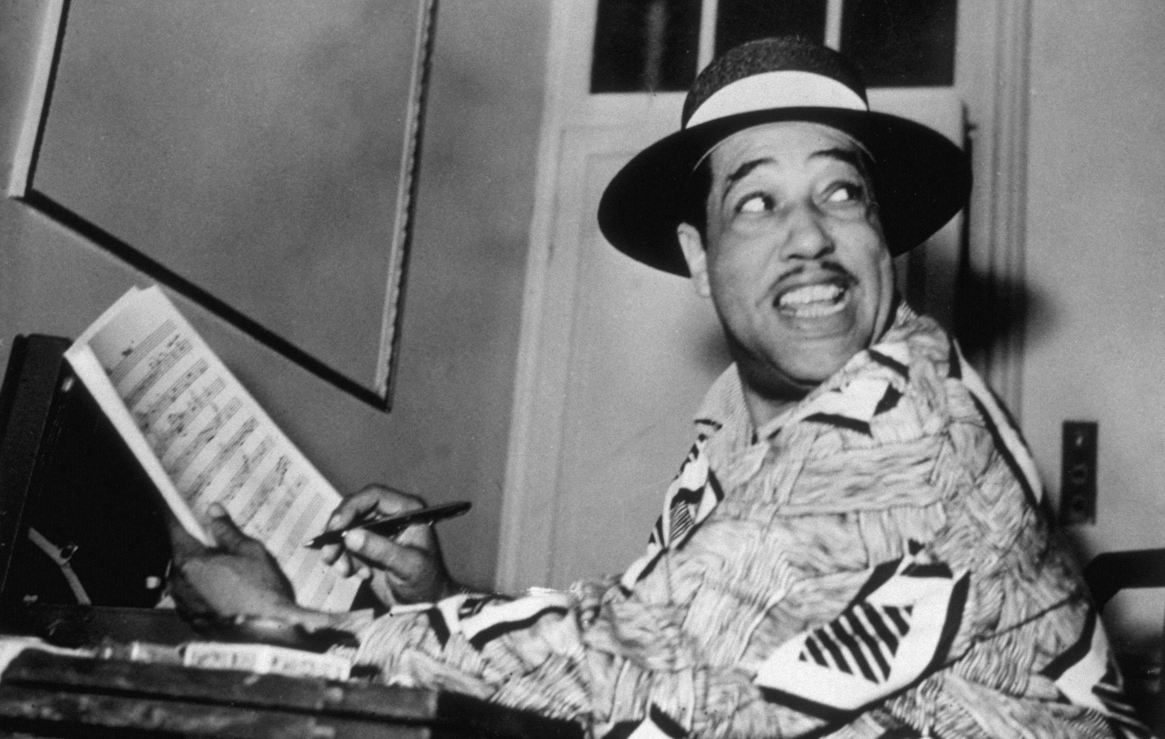 Jazz legend Duke Ellington was a personal friend of the Duke of Windsor who was a huge music fan (Keystone / Getty Images)
