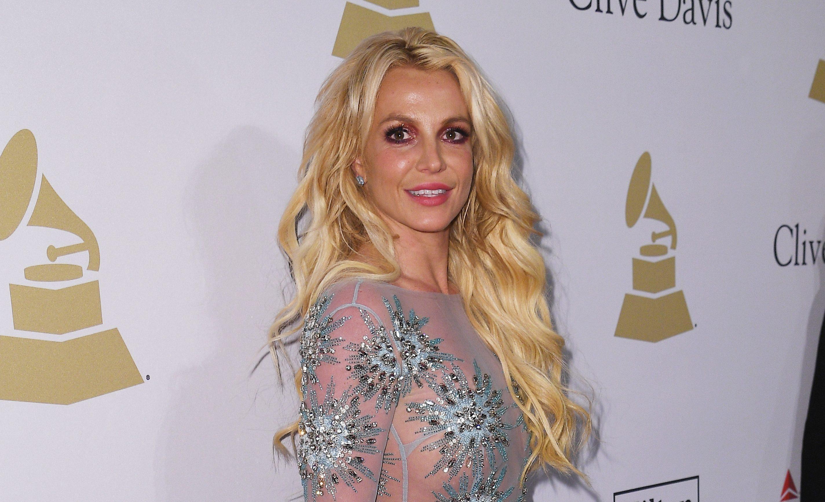 Singer Britney Spears (Kevork Djansezian/Getty Images)
