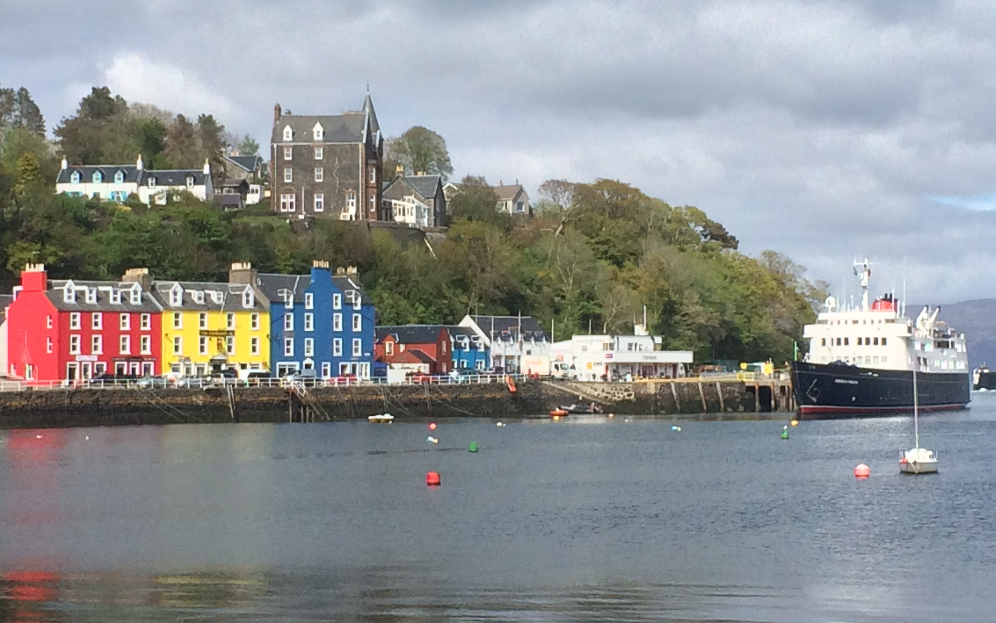 Land on the Isle of Mull has been granted funding to become a watersports area.