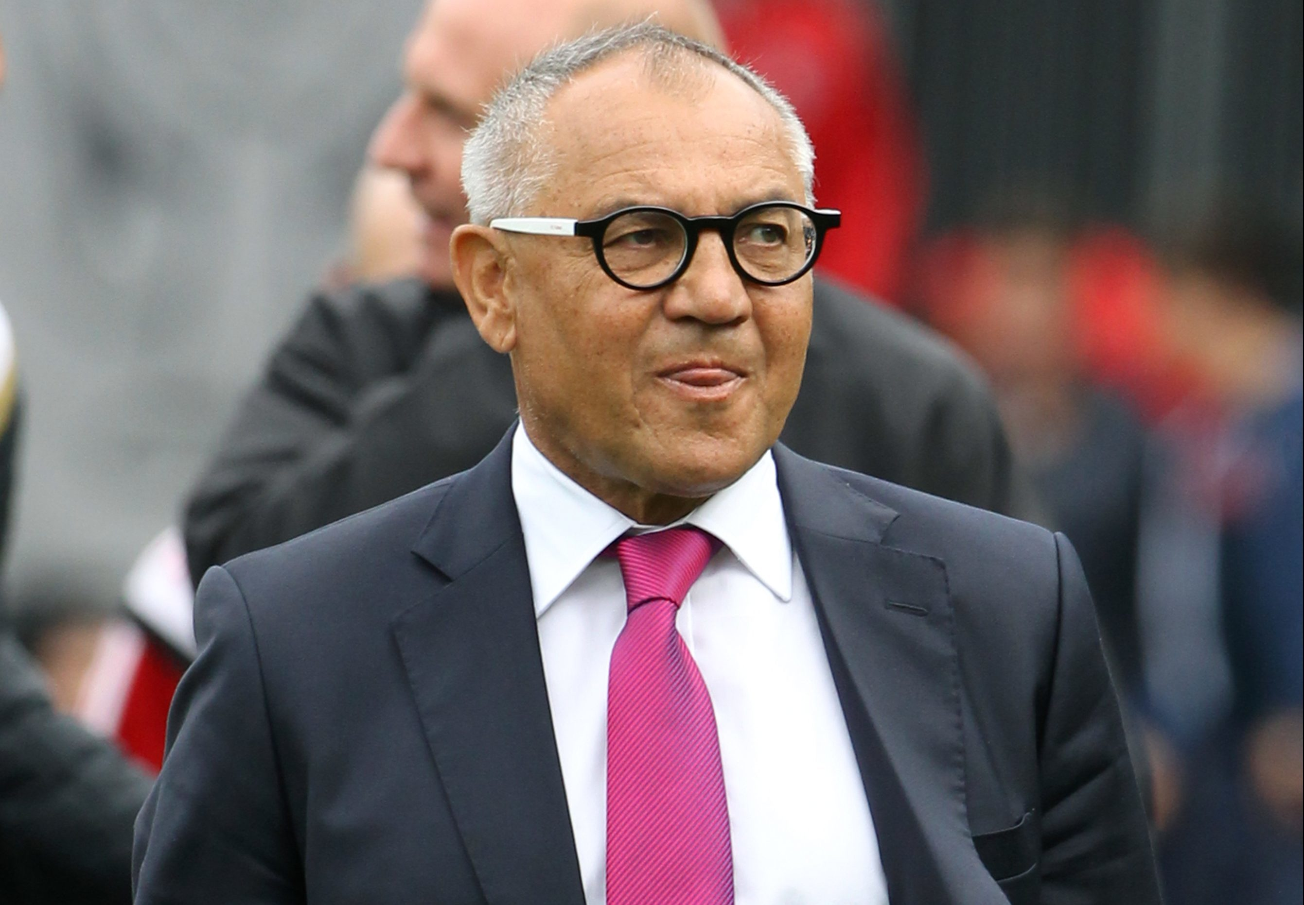 Fulham manager Felix Magath (PA Archive)