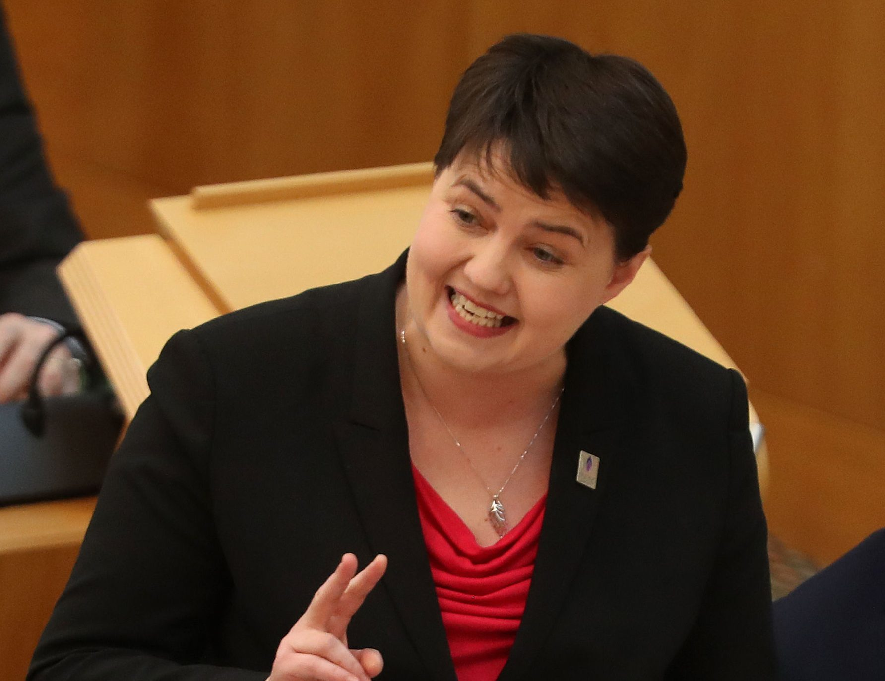Scottish Conservative leader Ruth Davidson (Andrew Milligan/PA Wire)