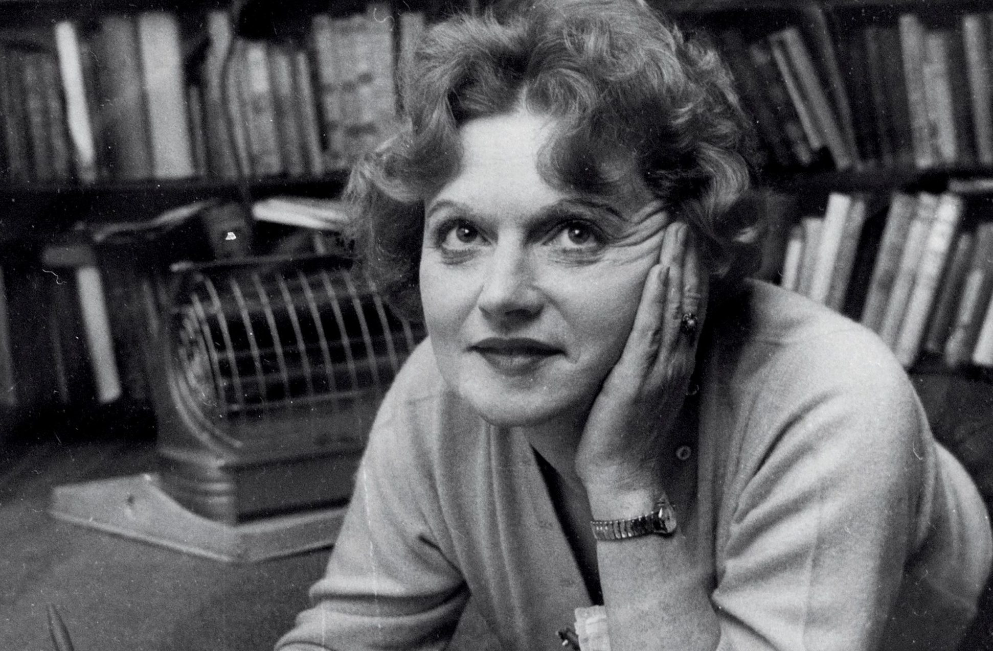 Muriel Spark (National Library of Scotland/PA Wire)
