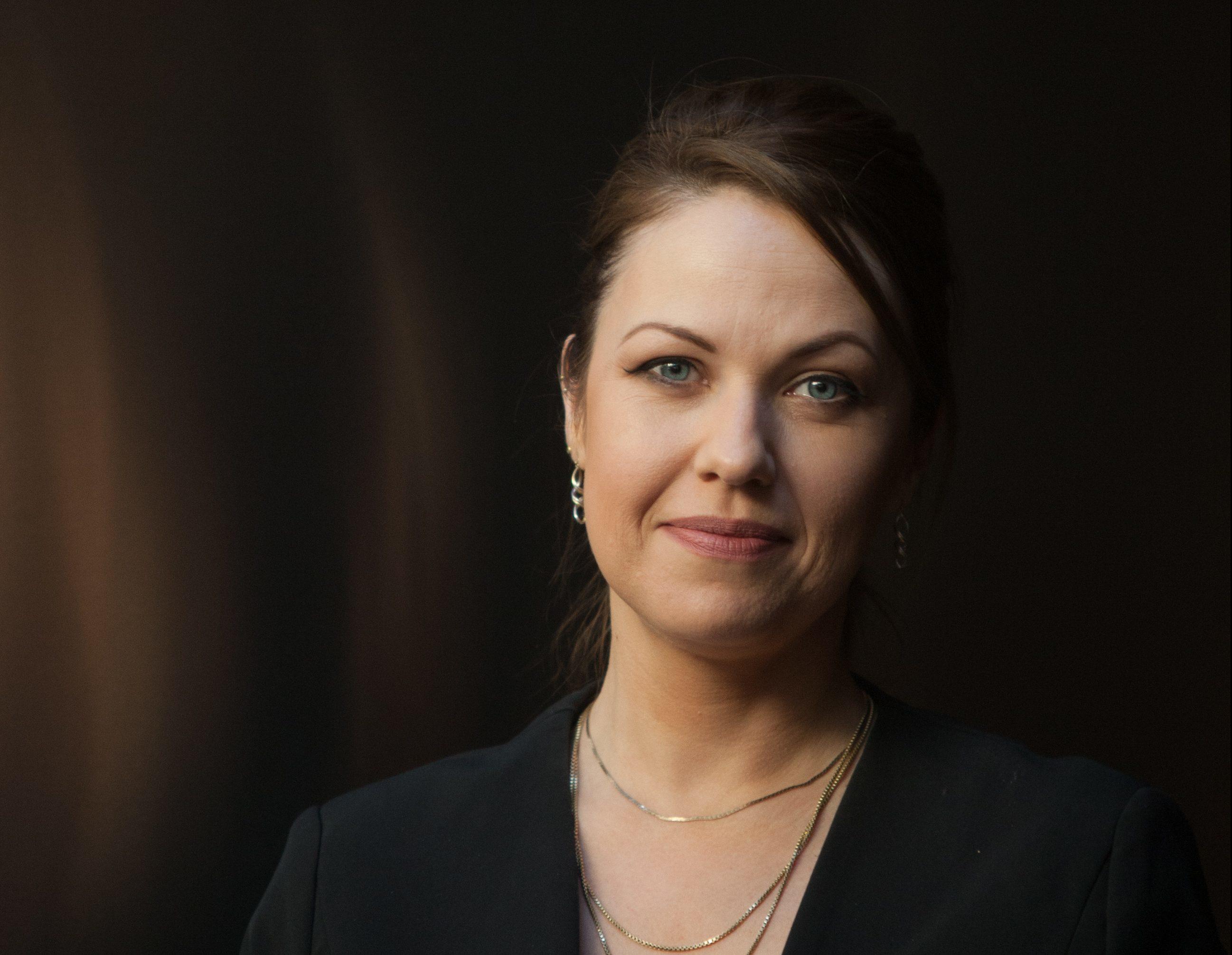 Gail Ross MSP (Tina Norris)