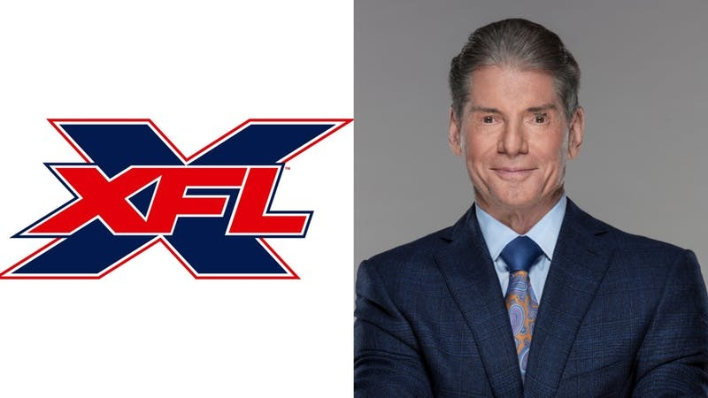 The XFL will re-launch in 2020, says Vince McMahon