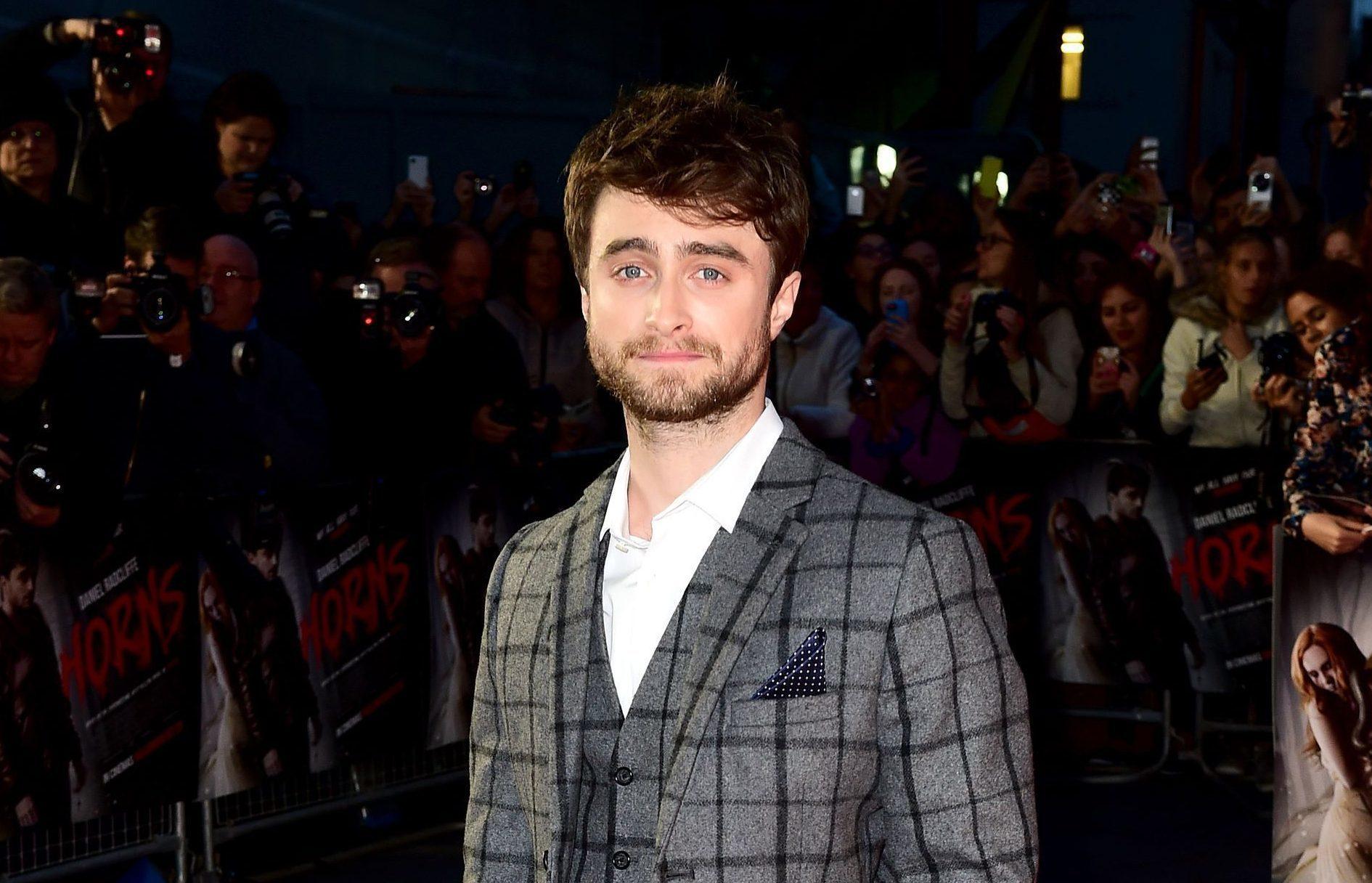 Daniel Radcliffe (Ian West/PA)