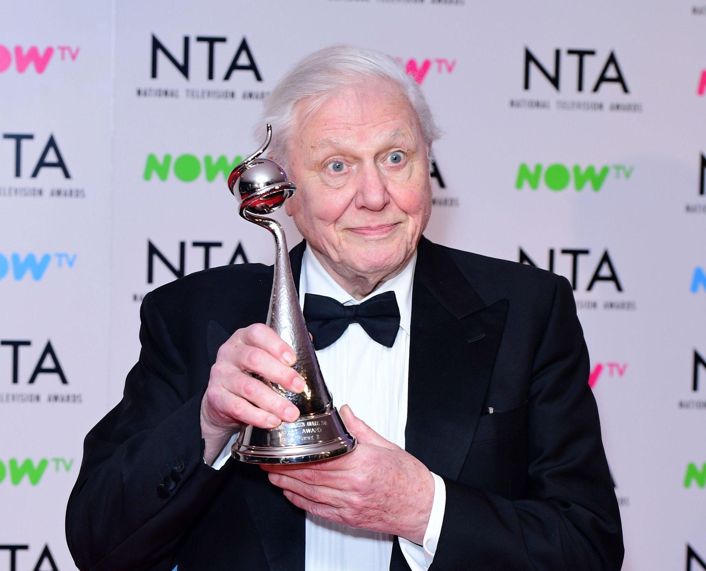 Sir David Attenborough (Ian West/PA)