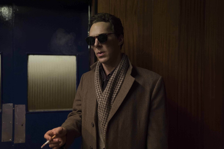 Benedict Cumberbatch swills drink in first look Patrick Melrose trailer (Sky Atlantic)