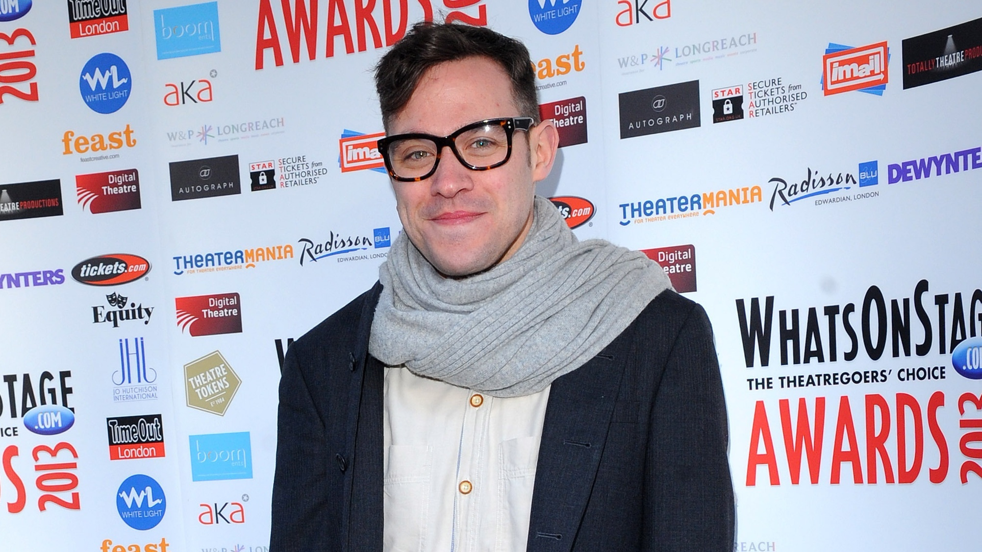 Will Young says he received homophobic abuse from a bus driver. (Ian West/PA)