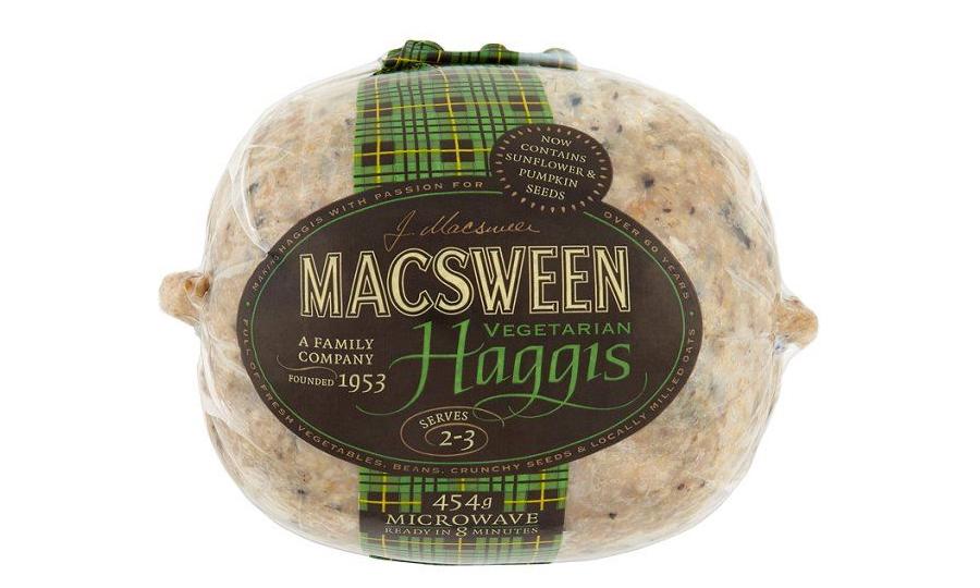 MacSween Veggie Haggis
