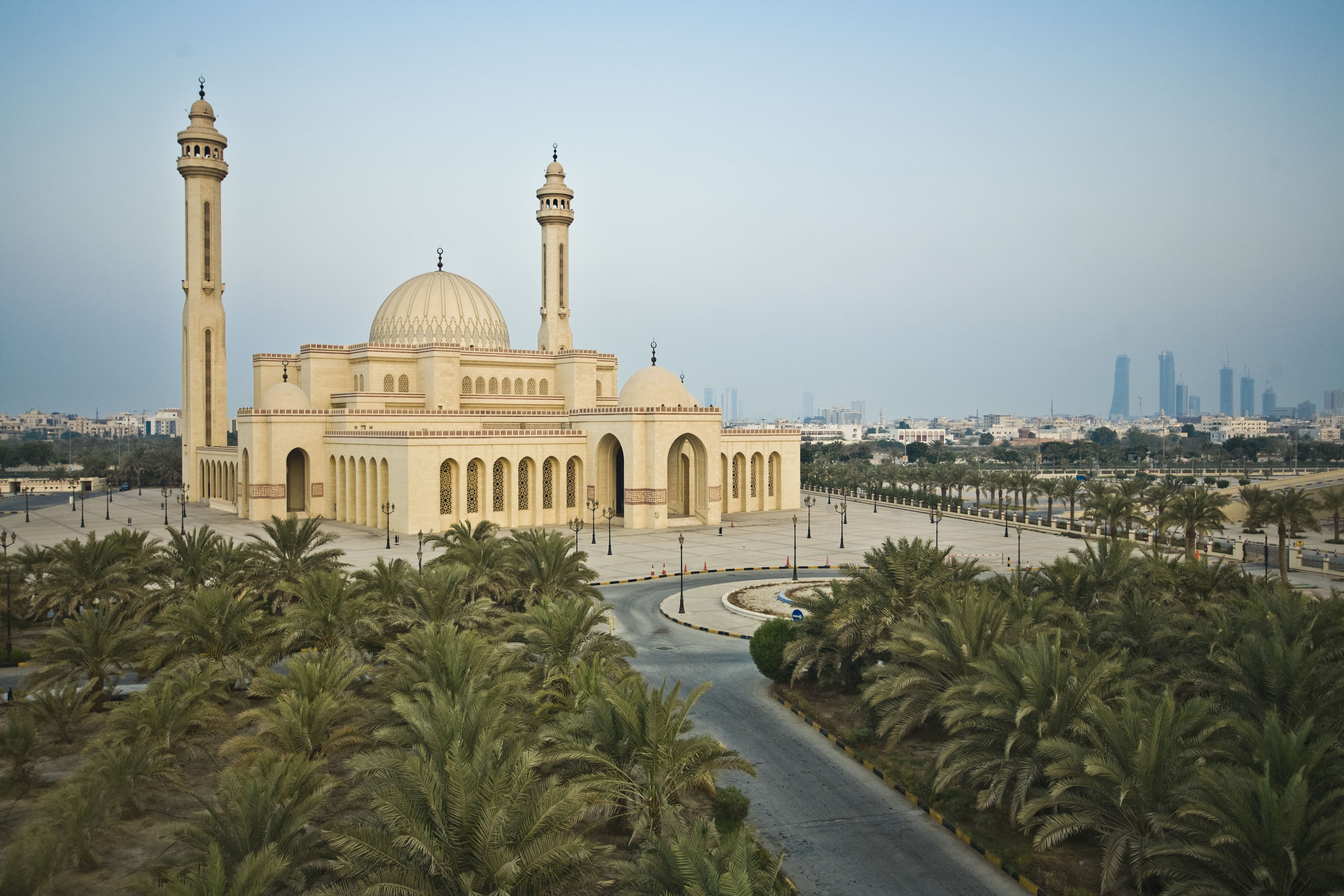 Ahmed Al-Fateh Mosque (Getty Images)