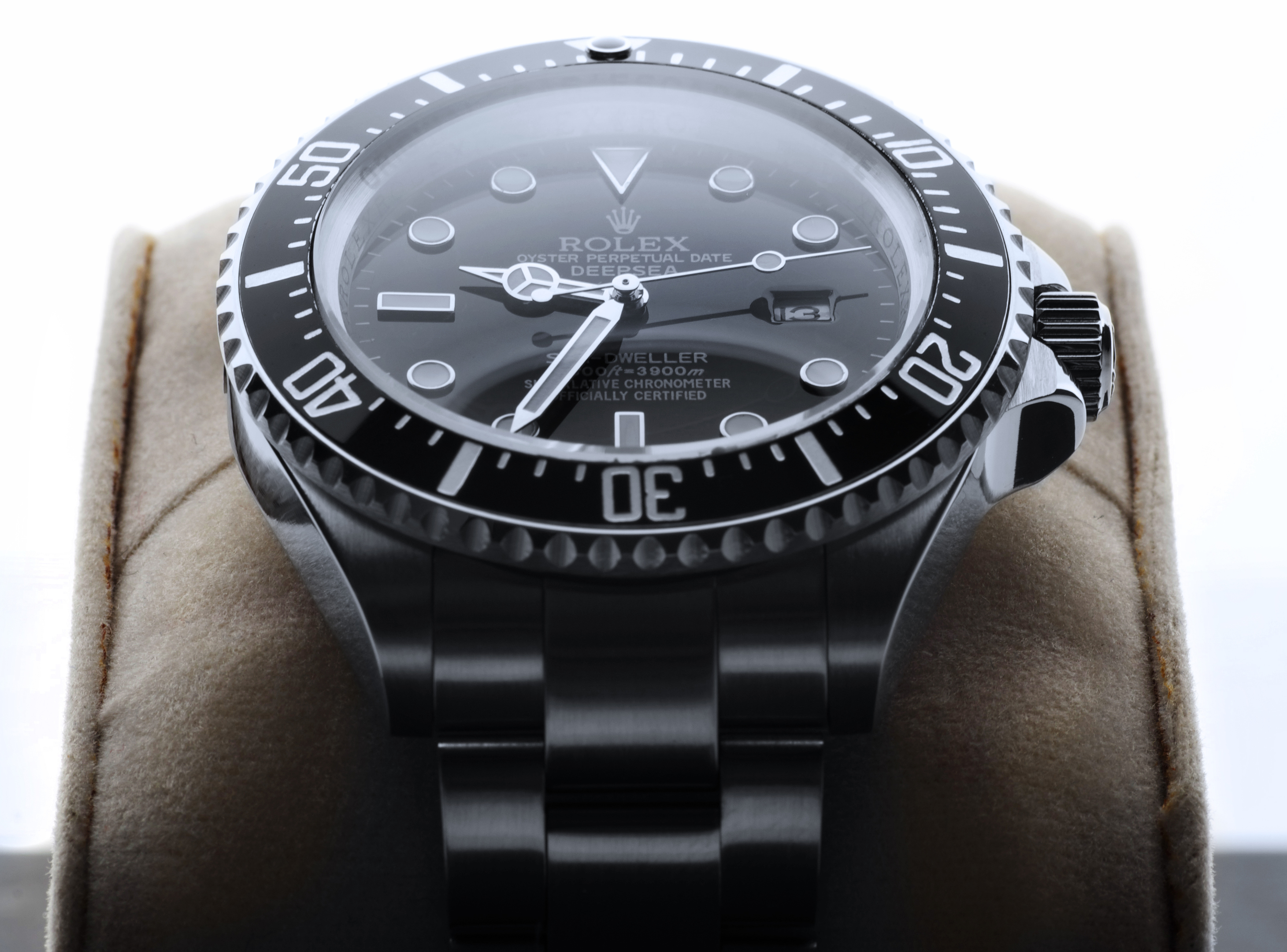 Rolex Deep sea wristwatch (Getty Images/iStock)