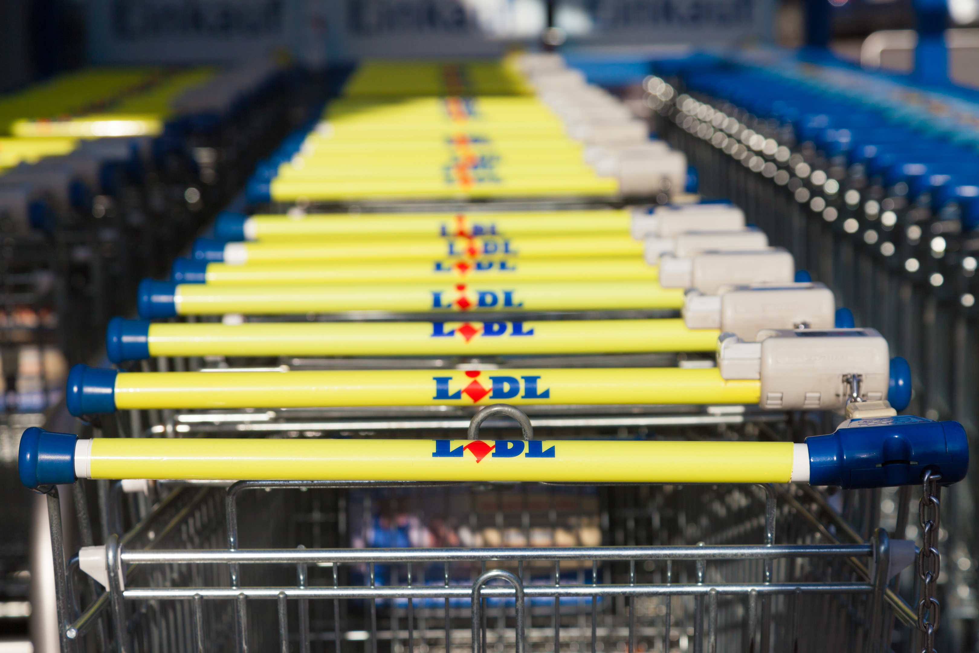 Lidl and Aldi were the fastest growing supermarkets in the last three months of 2017 (Getty Images/iStock)