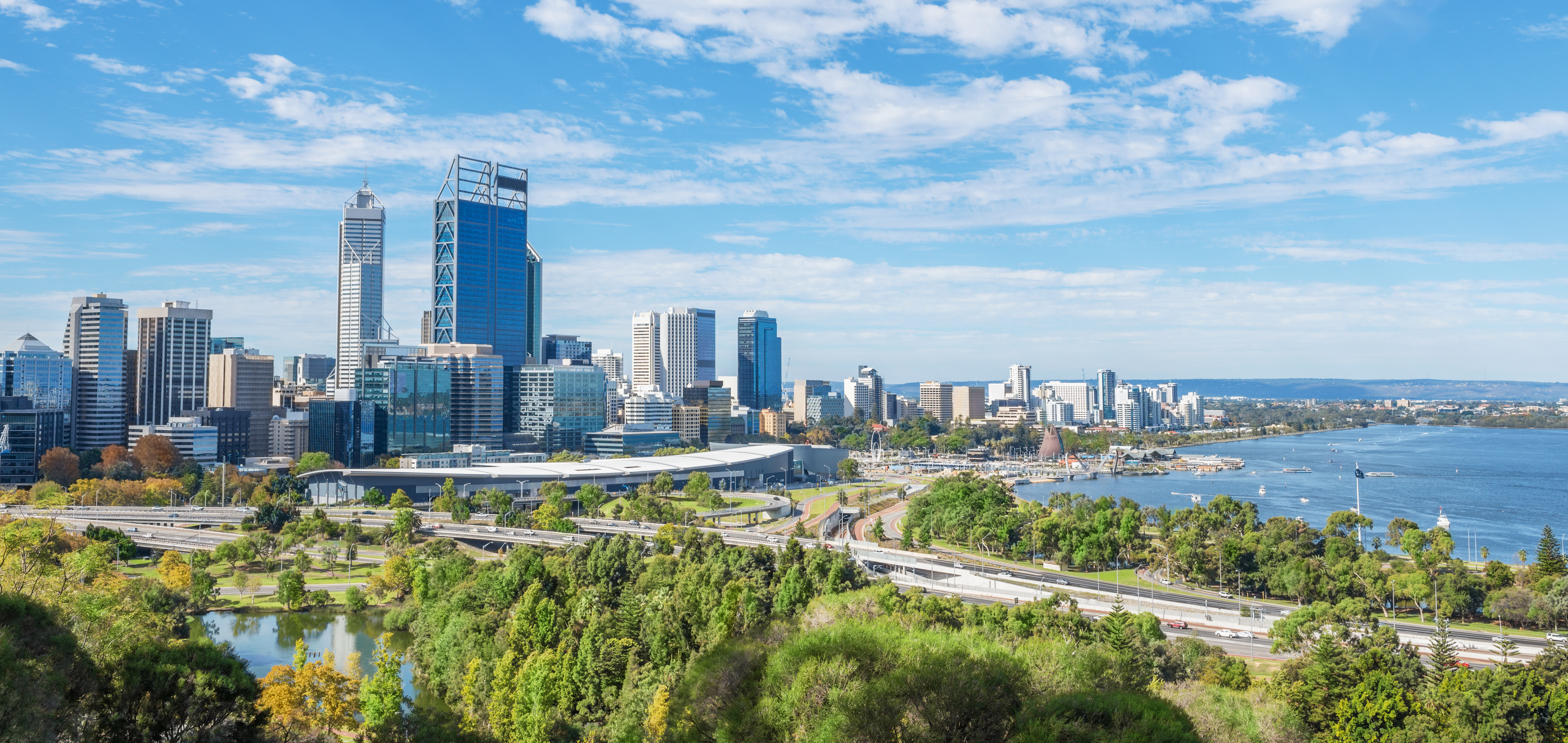 Skyline of Perth (Getty Images/iStock)