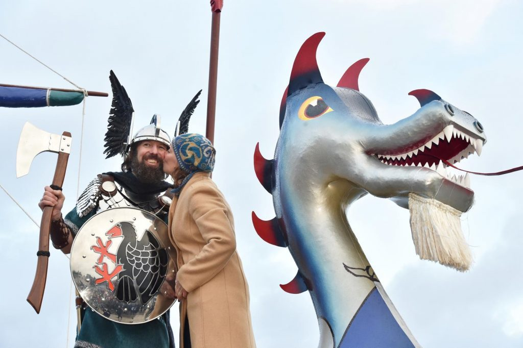 Up Helly Aa (Colin Rennie)