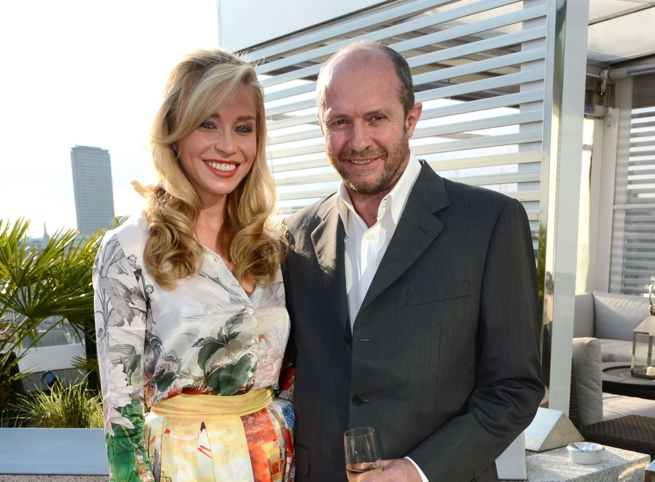 Noelle Reno and Scot Young (Richard Young/REX/Shutterstock)