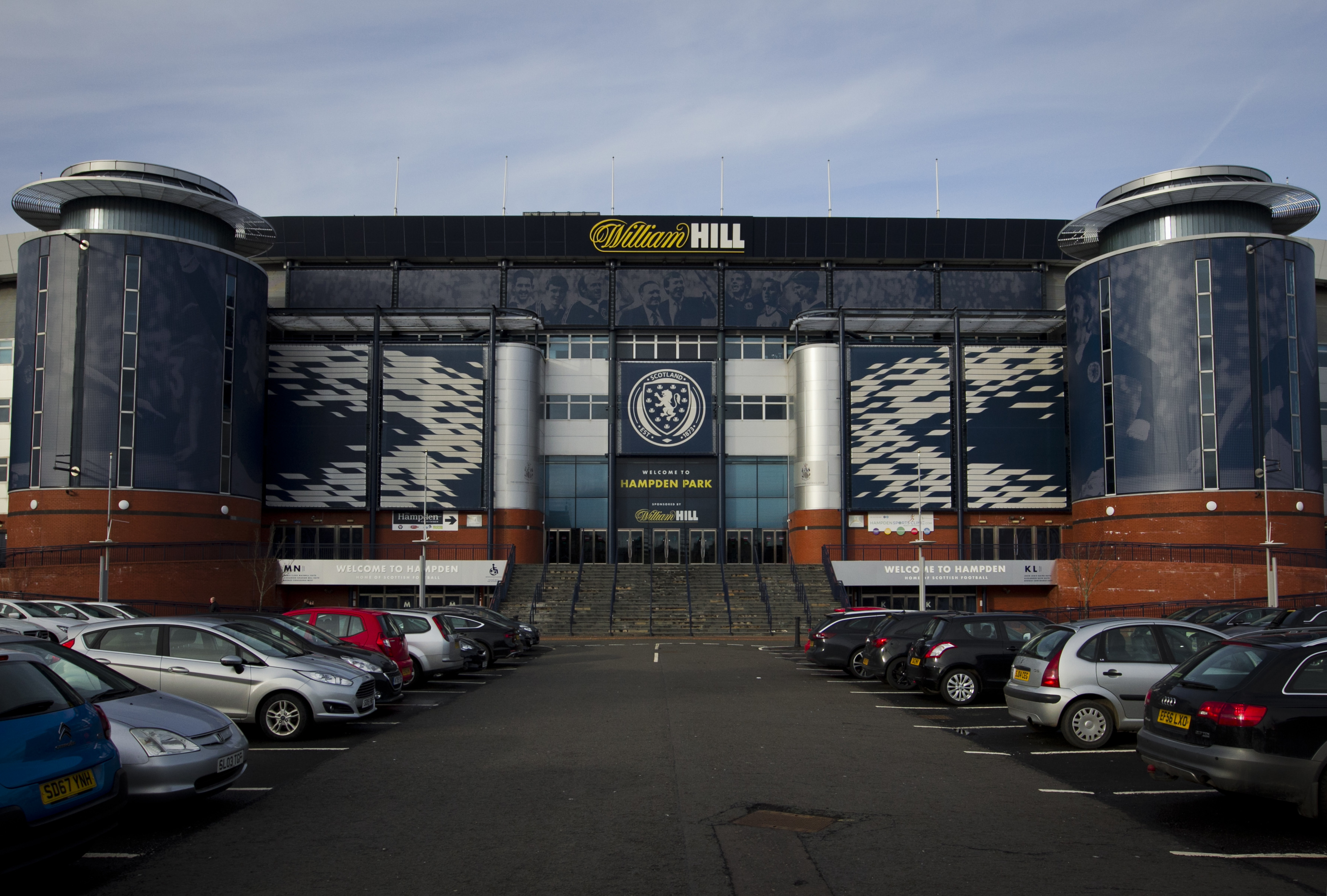 Scotland's national stadium and home of Queen's Park, Hampden (Andrew Cawley / DC Thomson)