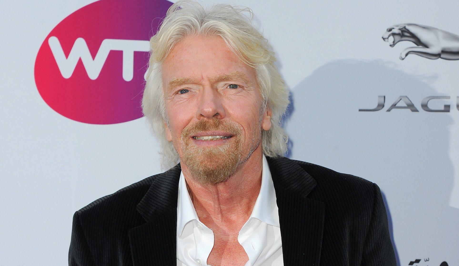 Richard Branson (Eamonn M. McCormack/Getty Images for WTA)