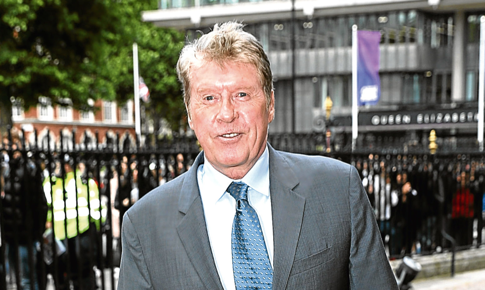Michael Crawford (Tim P. Whitby/Getty Images)