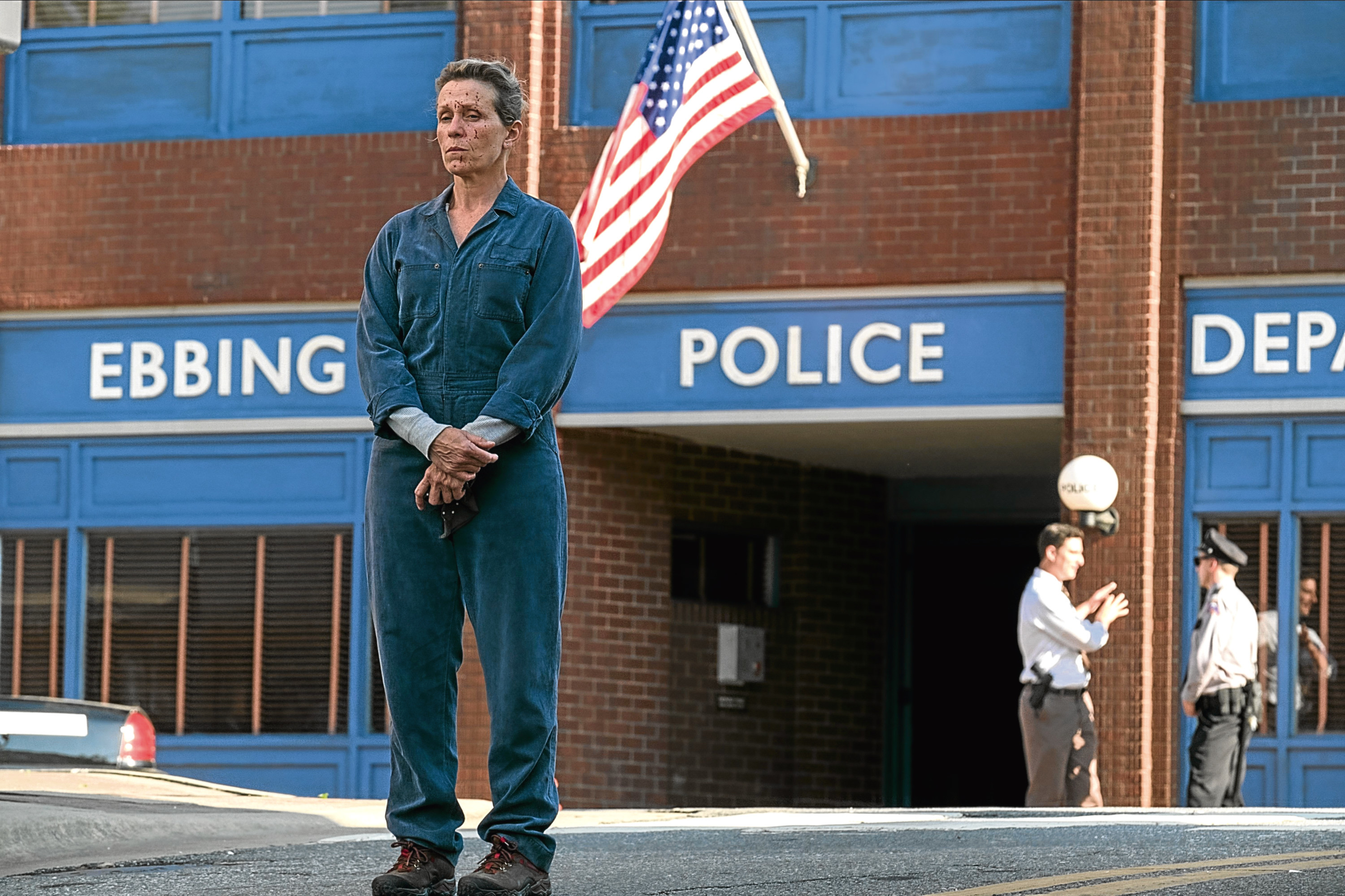Frances McDormand in Three Billboards Outside Ebbing, Missouri (Allstar/FOX SEARCHLIGHT PICTURES)