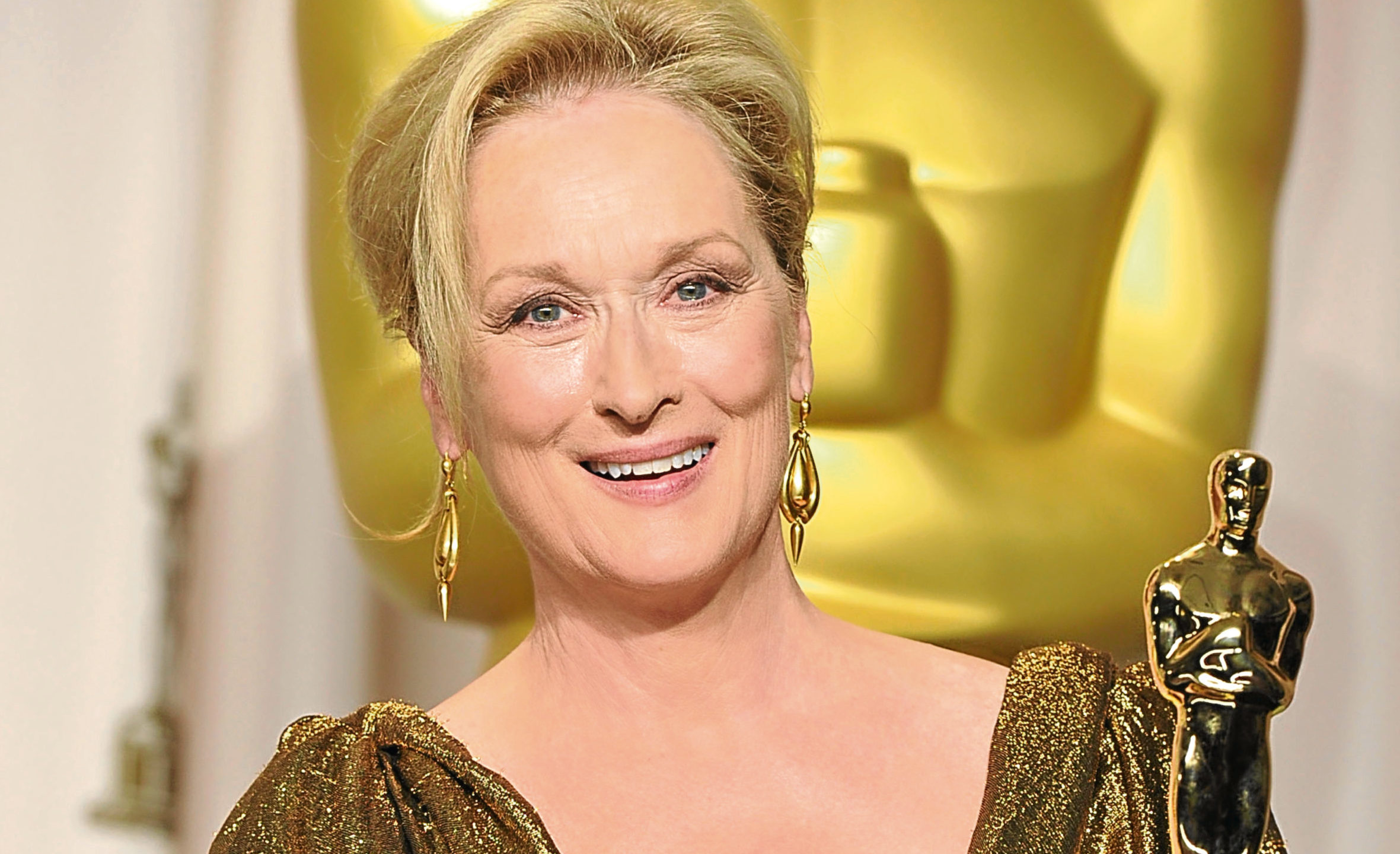 Meryl Streep has won three Oscars