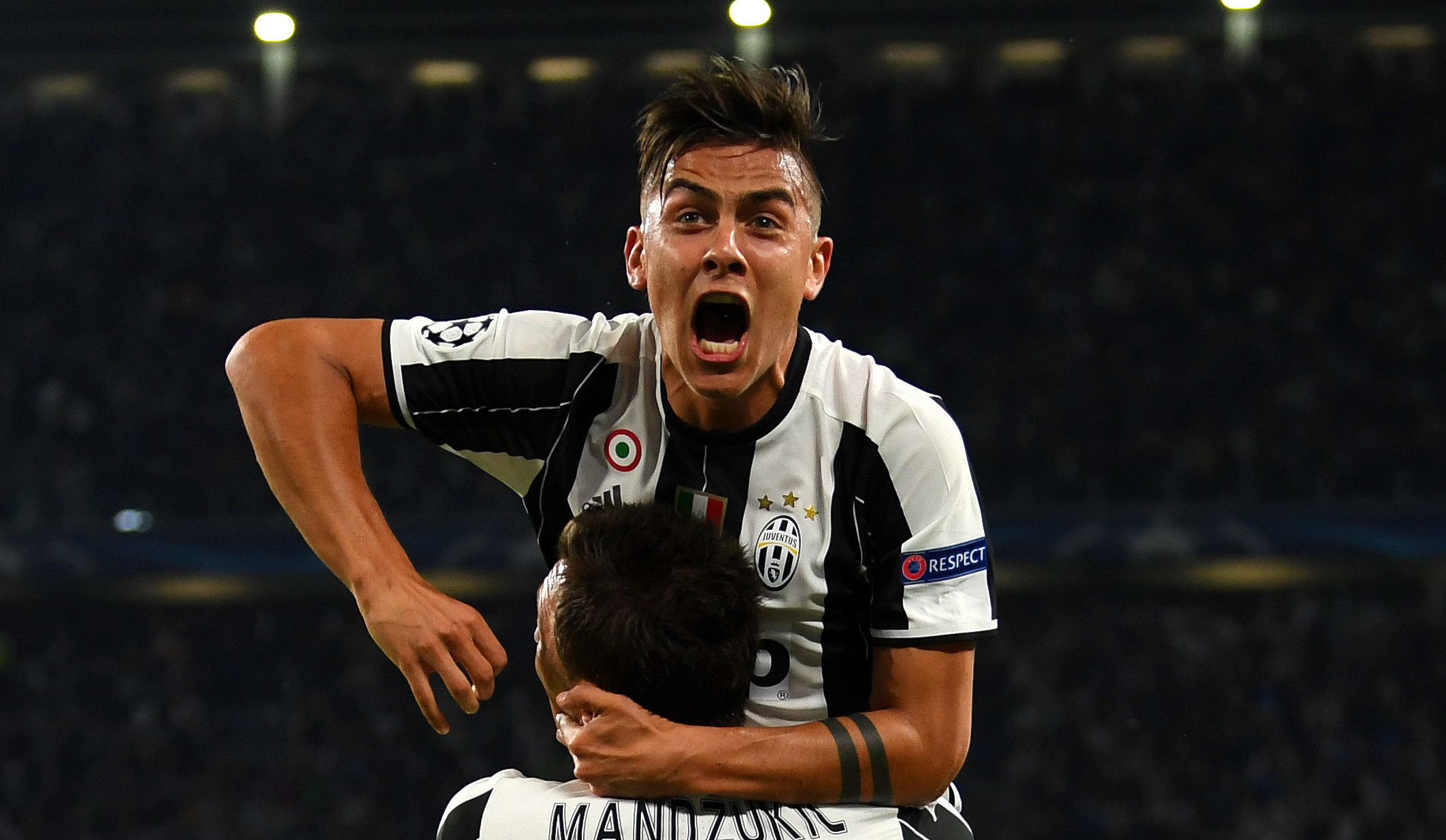 Paulo Dybala of Juventus (Mike Hewitt/Getty Images)
