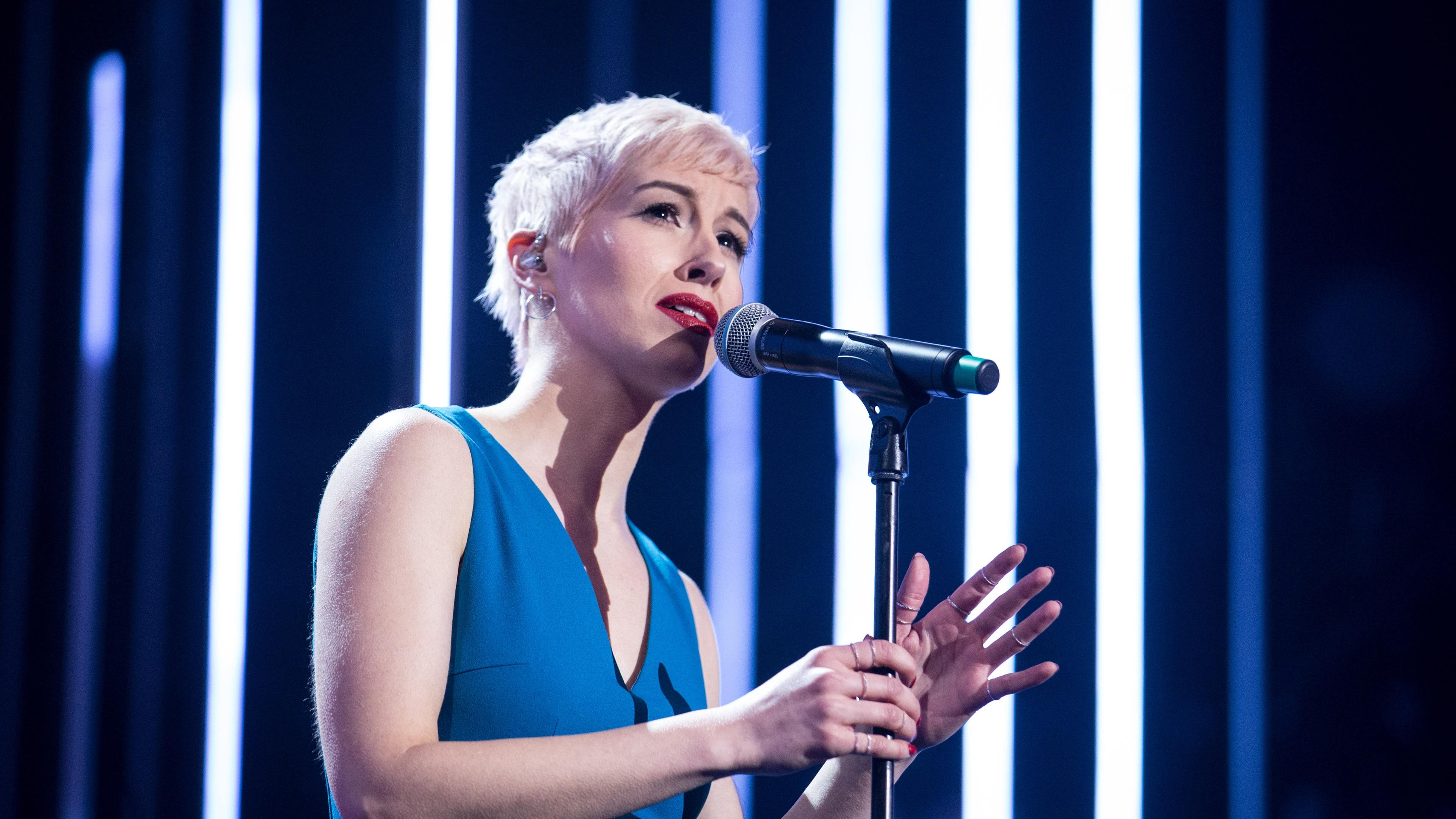 The UK's 2018 Eurovision entry SuRie