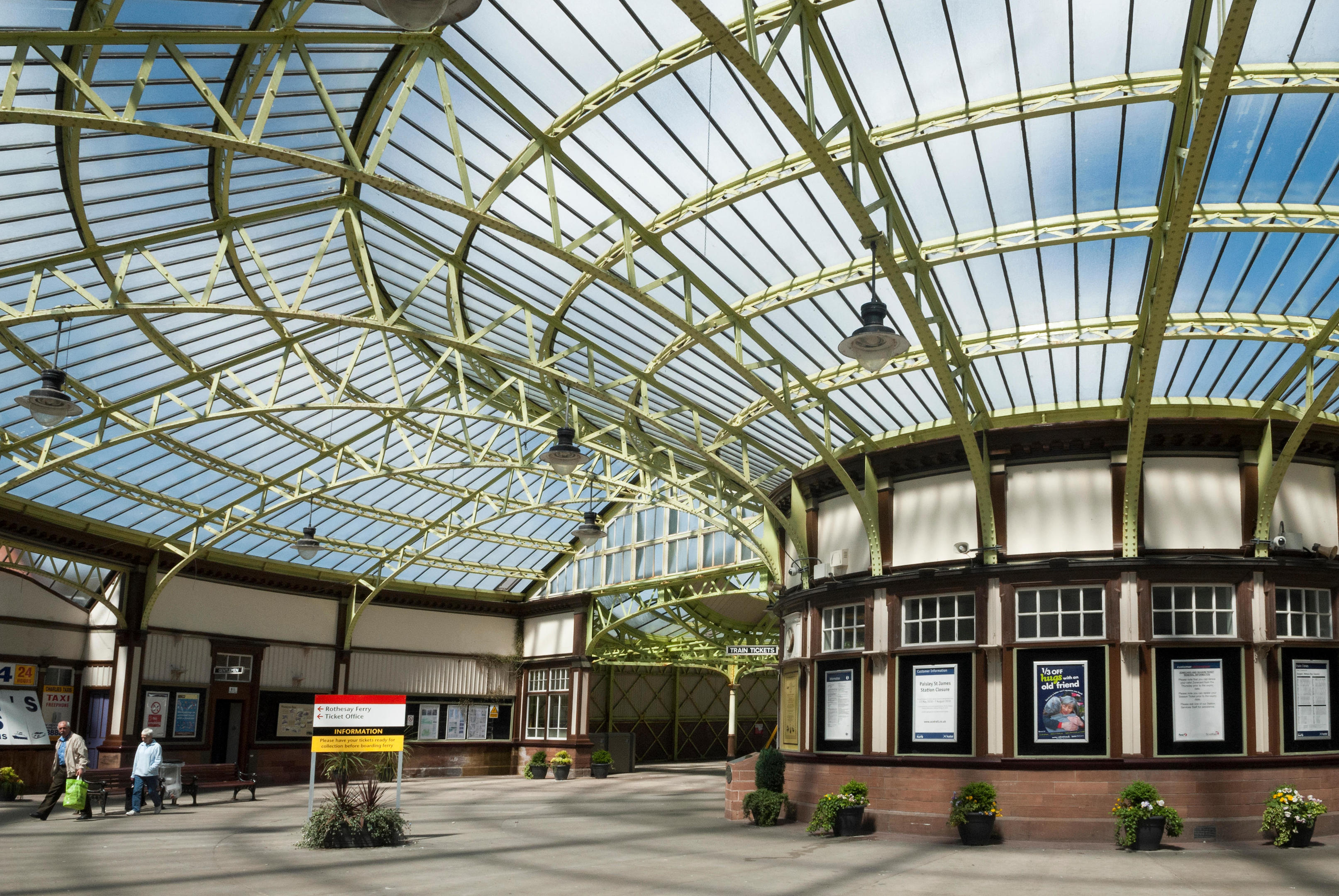 Wemyss Bay Station (Alamy)