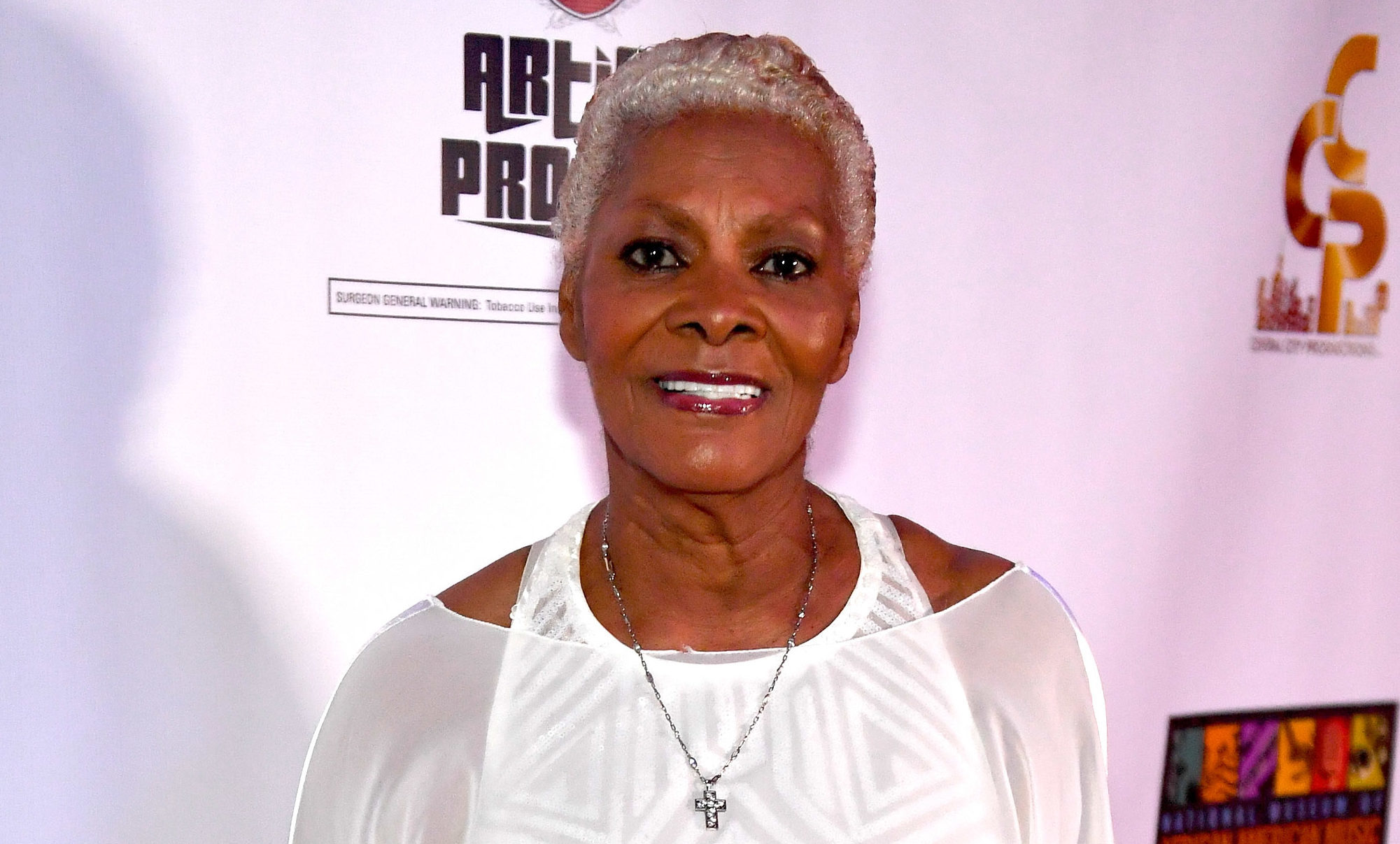 Dionne Warwick (Jason Davis/Getty Images for National Museum of African American Music)