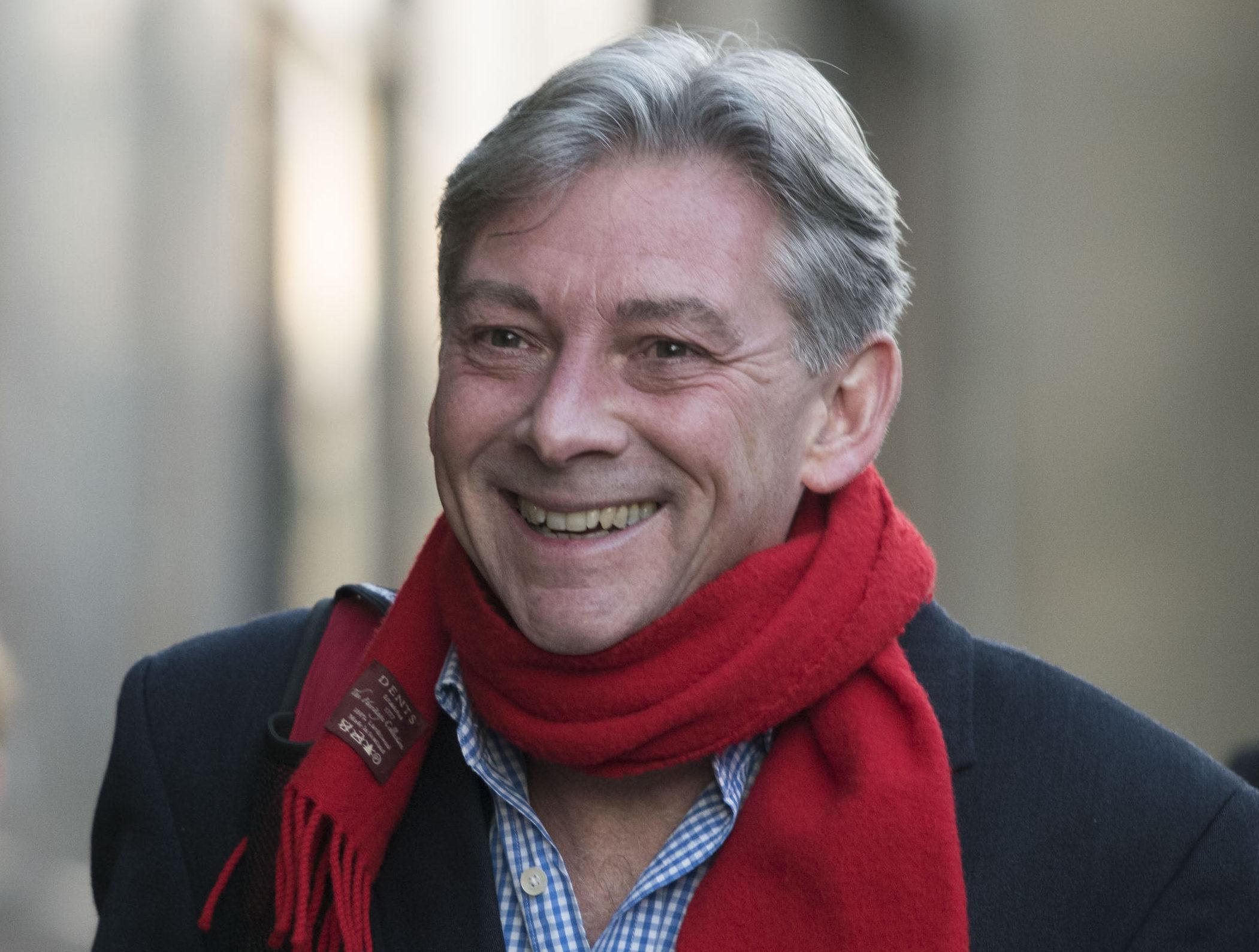 Scottish Labour leader Richard Leonard (John Linton/PA Wire)